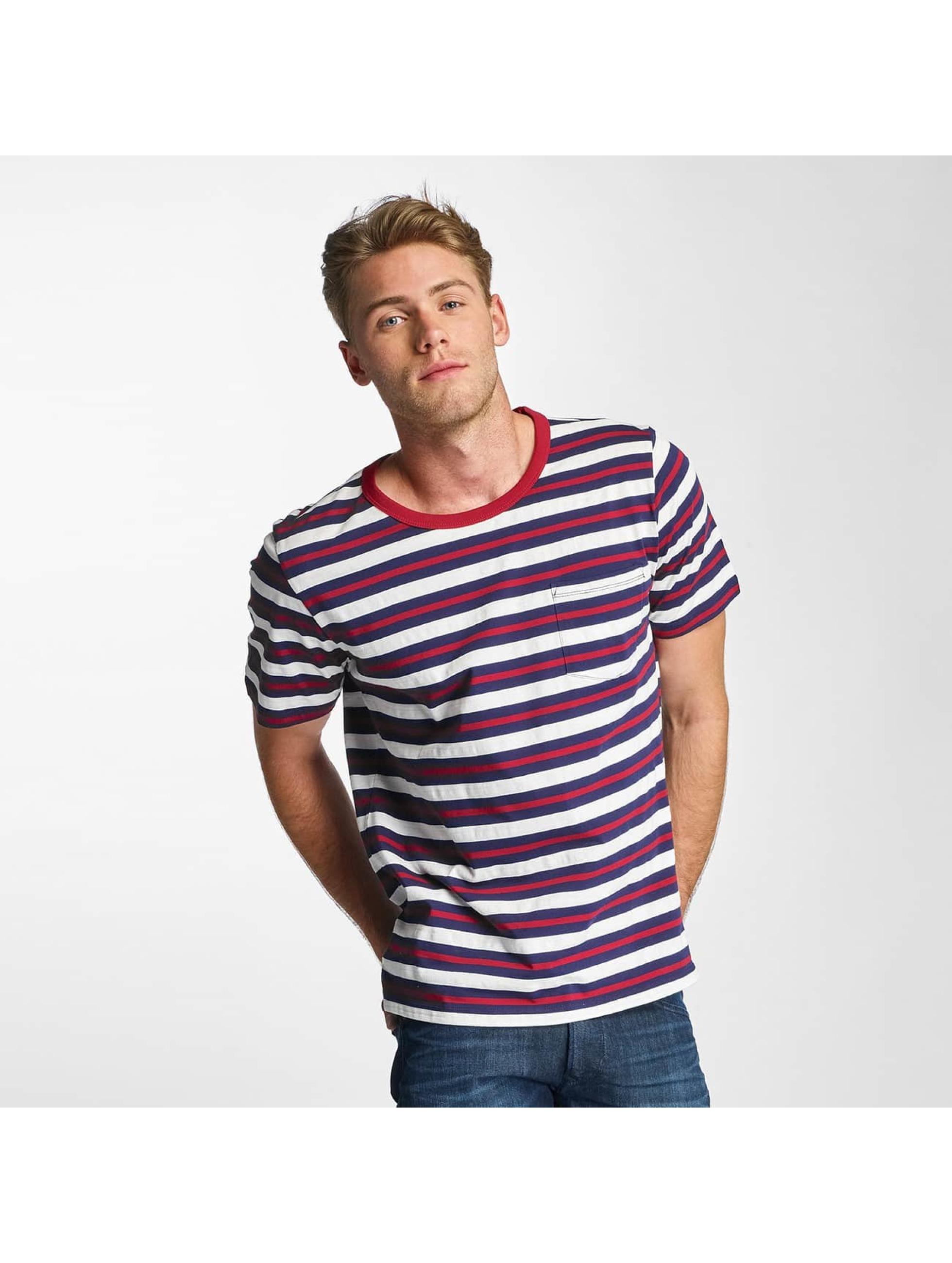 Lee T-shirt Stripe blå