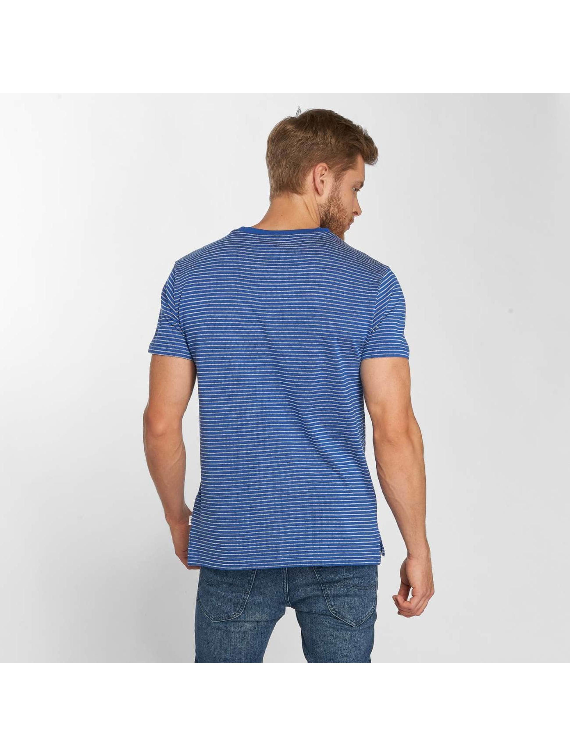 Lee T-Shirt Core Stripe bleu