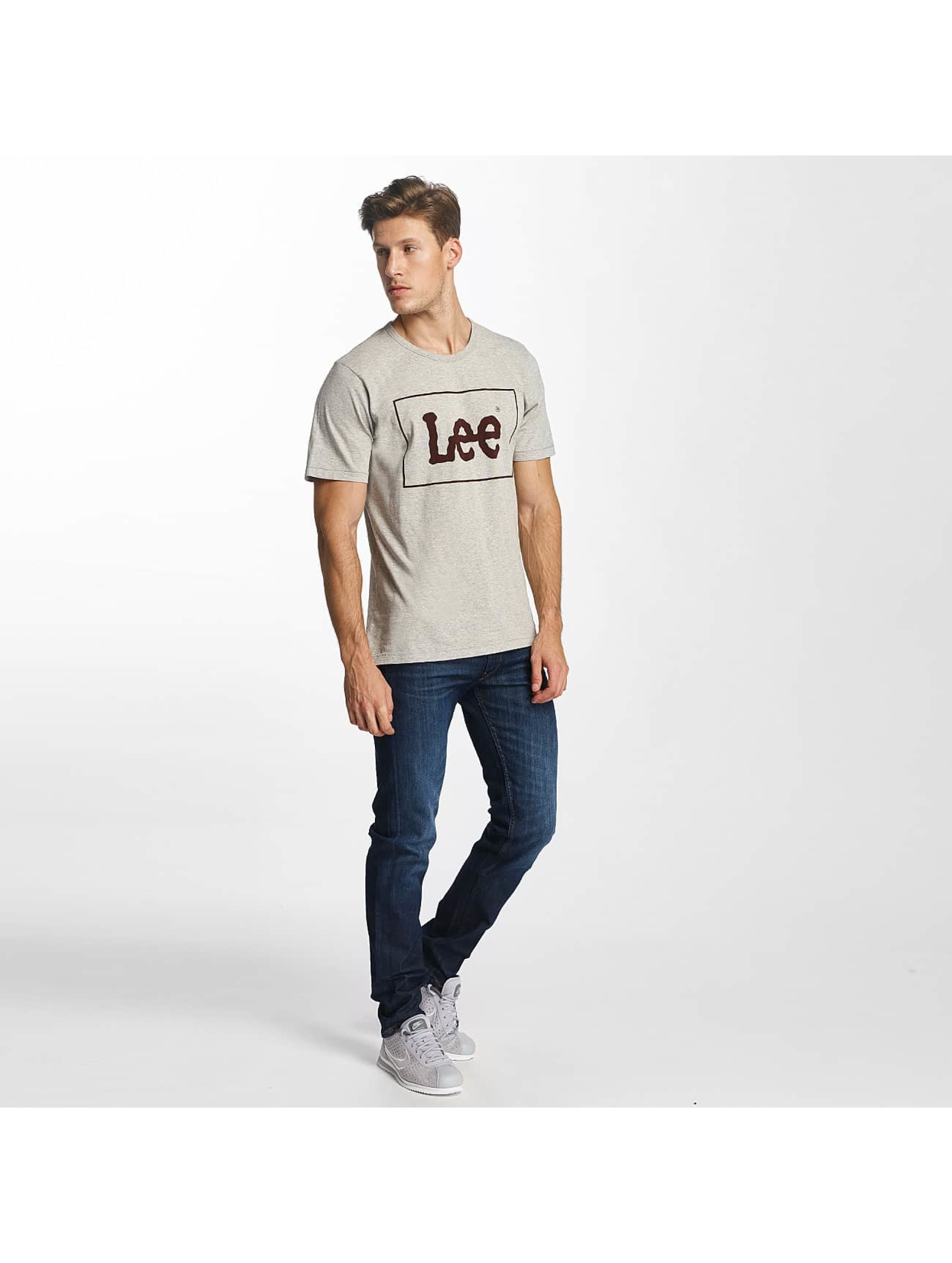Lee T-Shirt Lee gray
