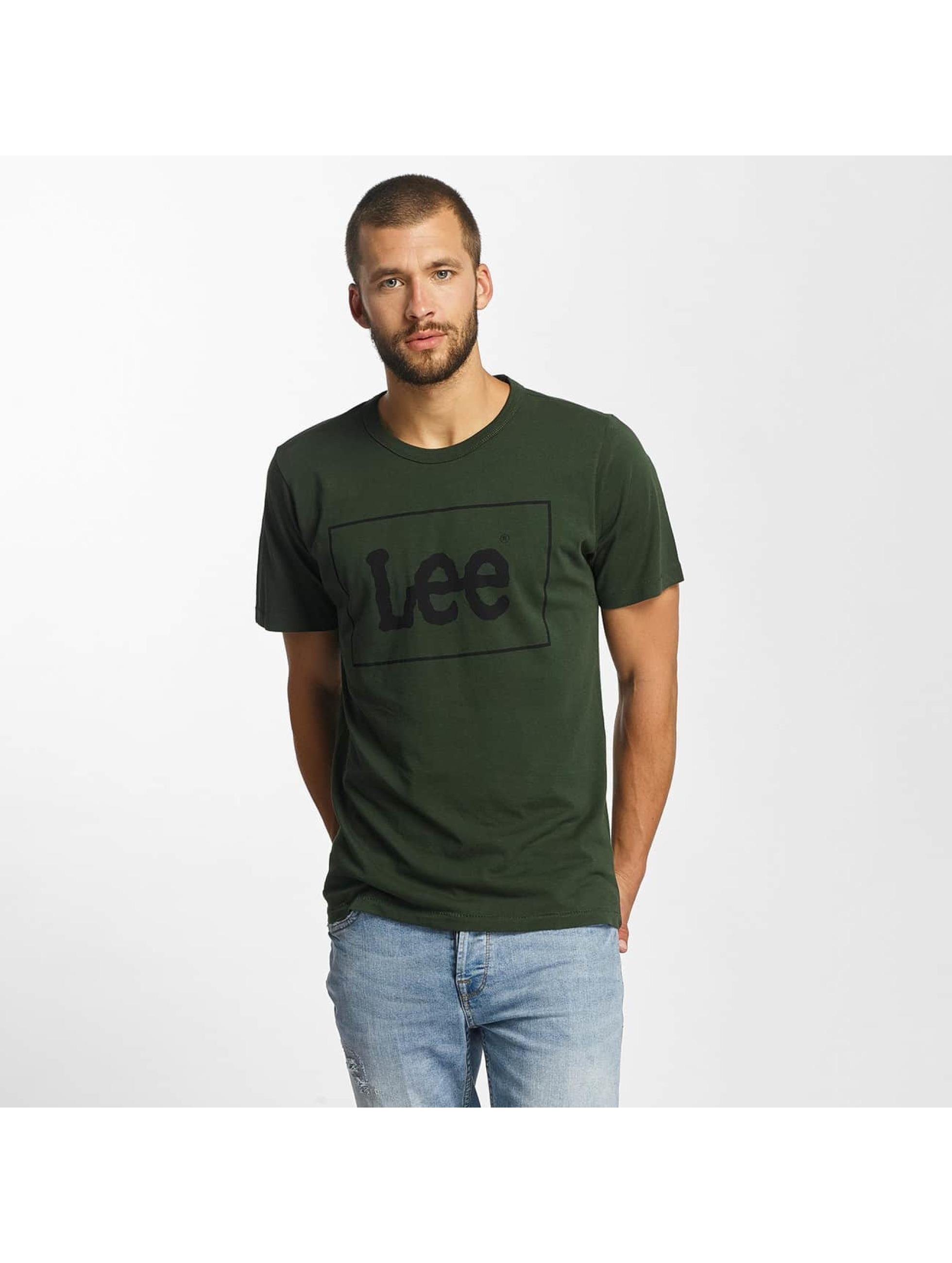 Lee T-Shirt Lee green