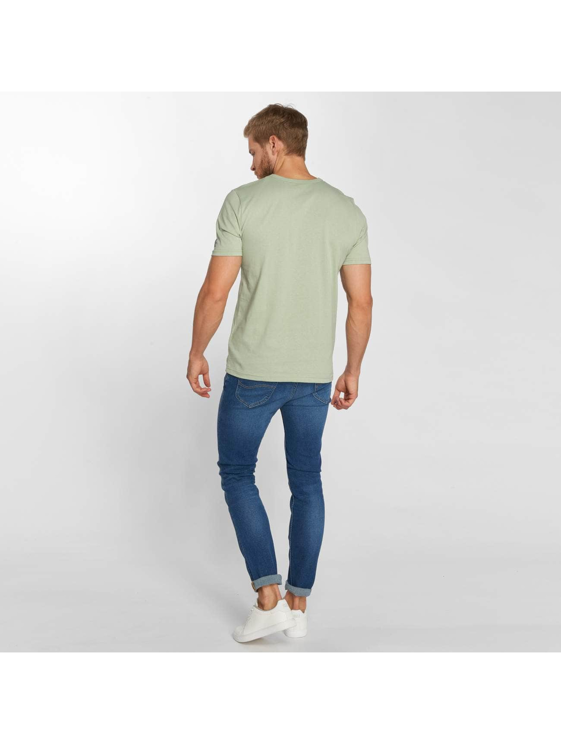 Lee T-Shirt Pocket vert