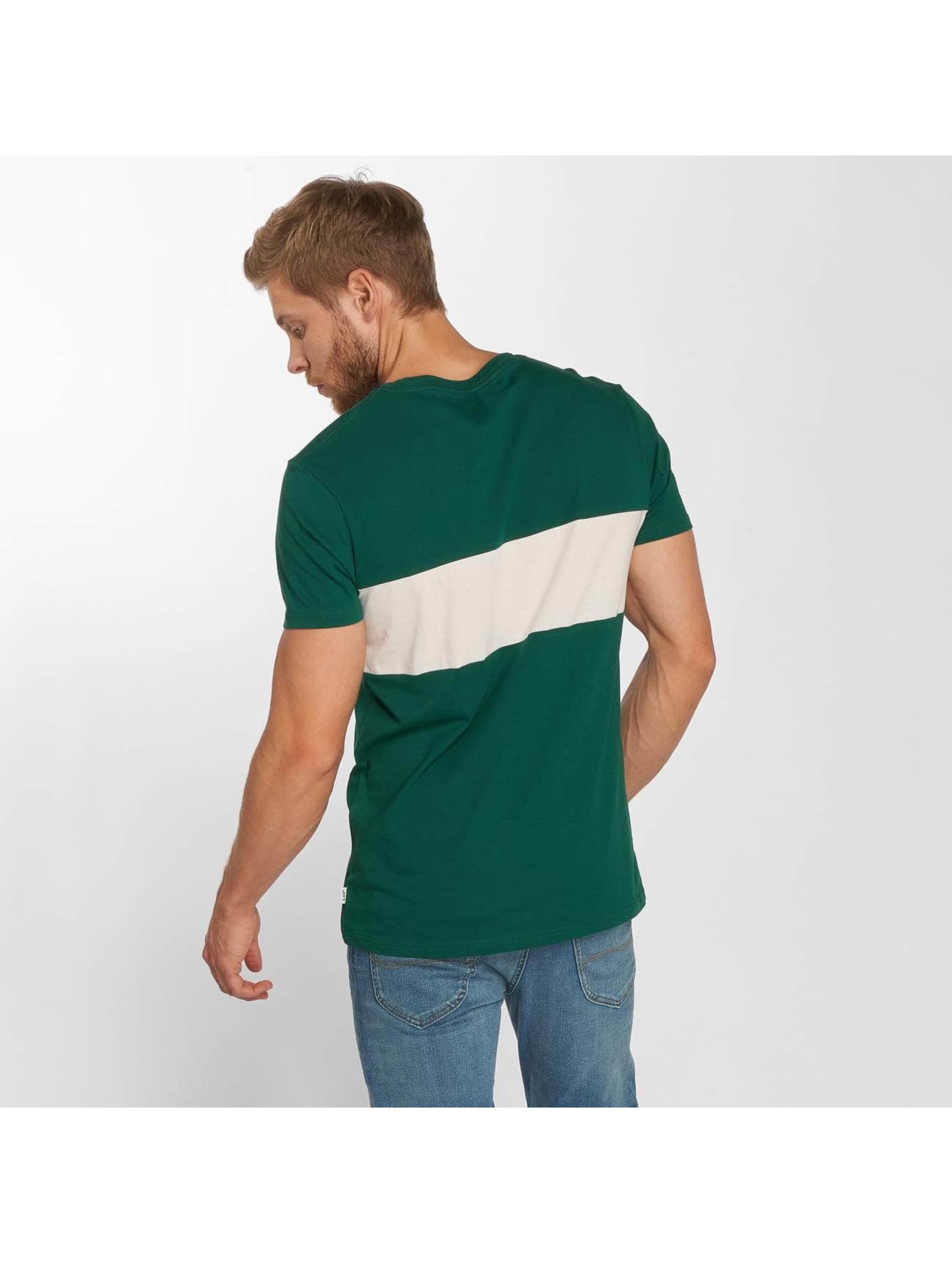 Lee T-Shirt Blocking vert