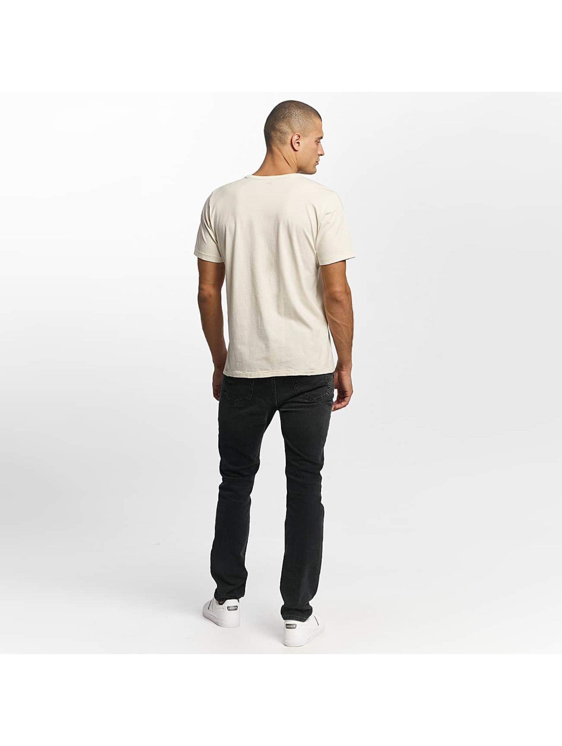 Lee T-Shirt Lee weiß