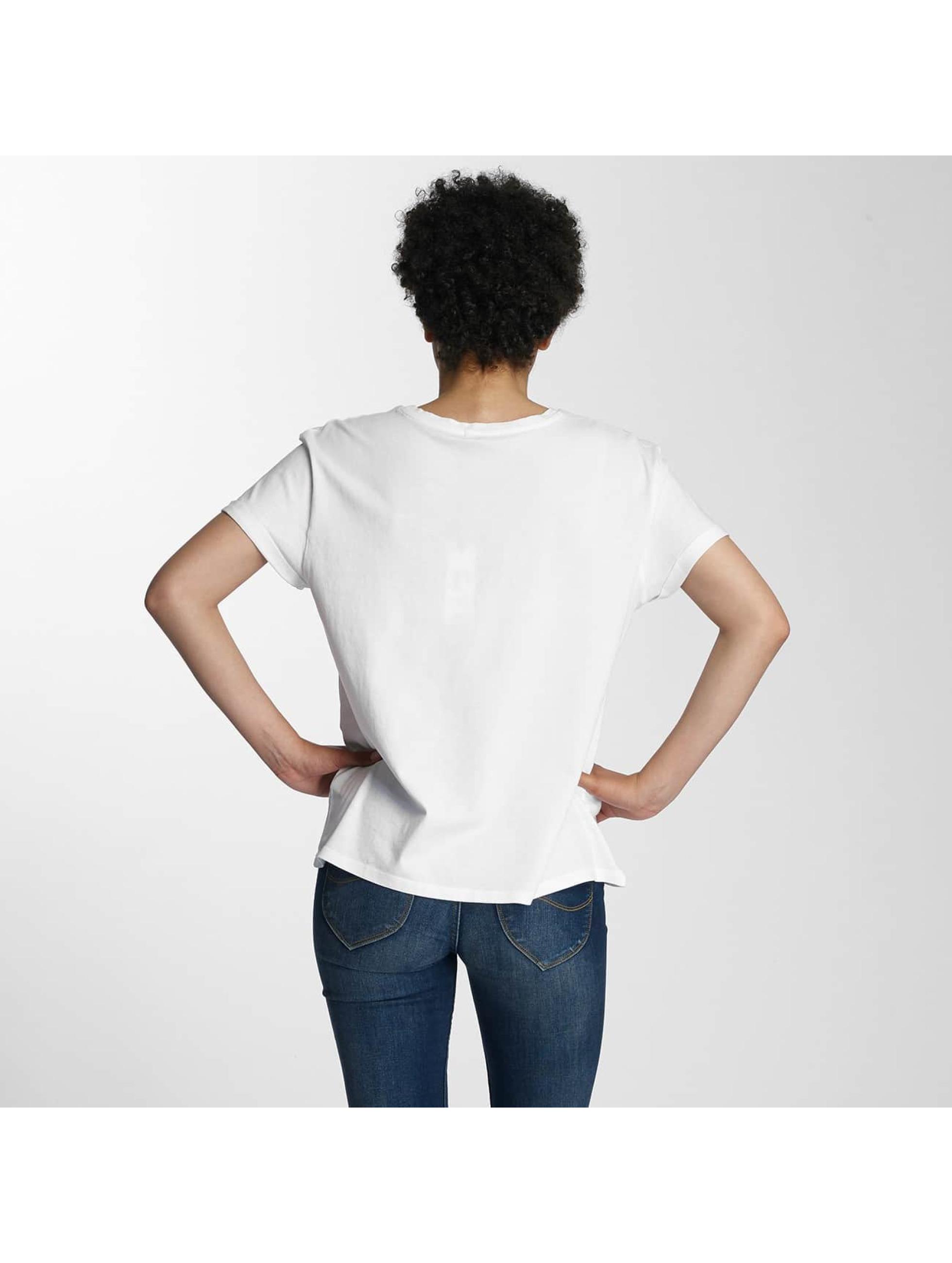 Lee T-Shirt Logo white
