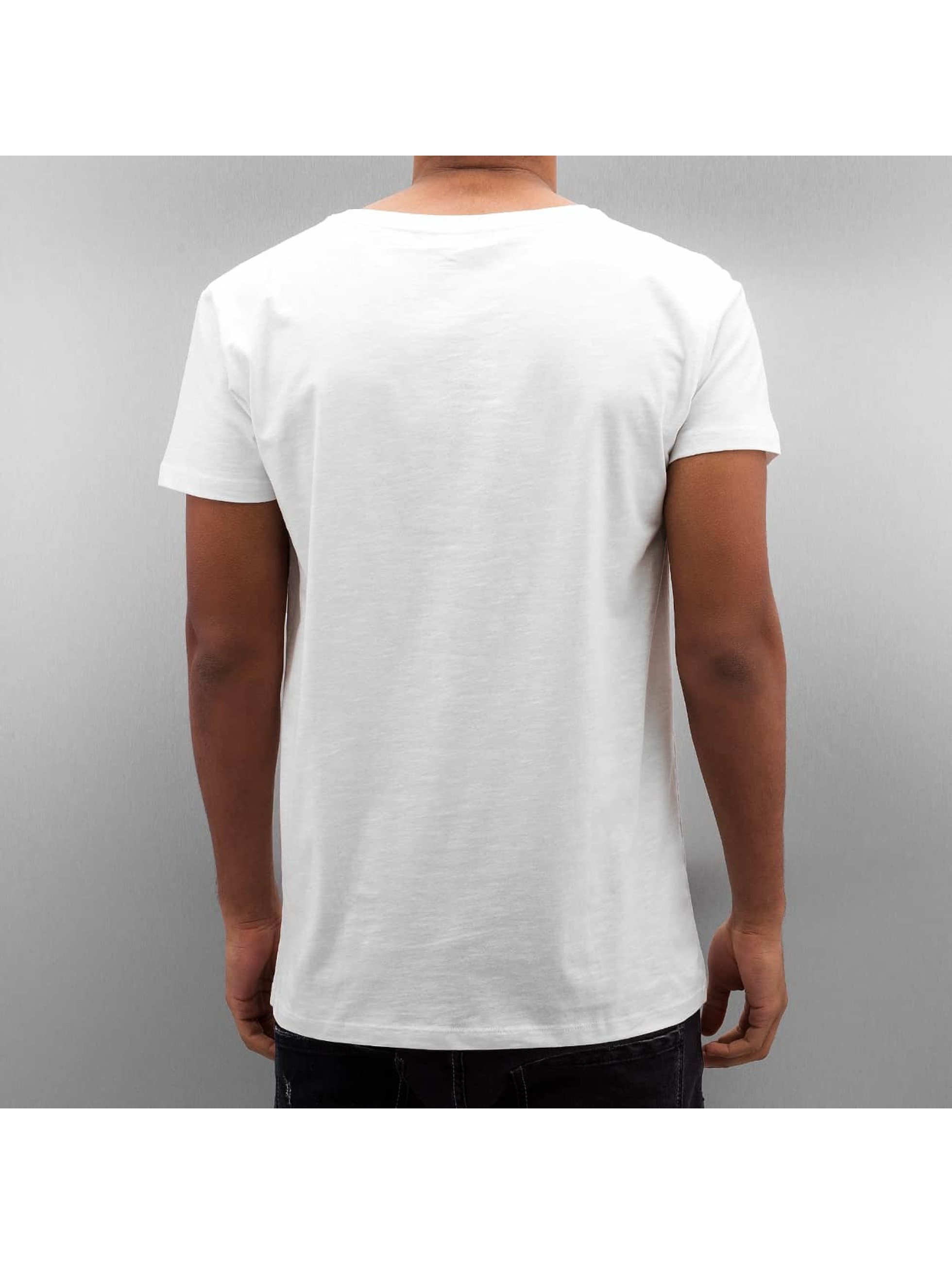 Lee Tričká Pocket biela