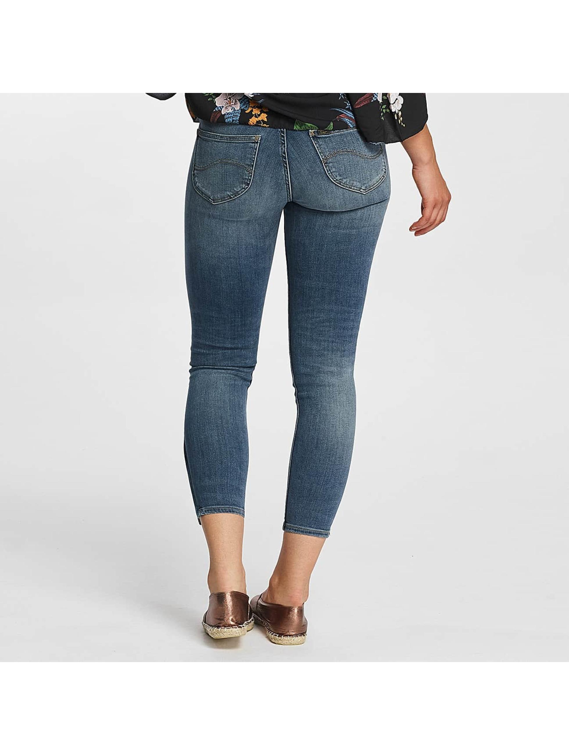 Lee Tynne bukser Scarlett Cropped blå