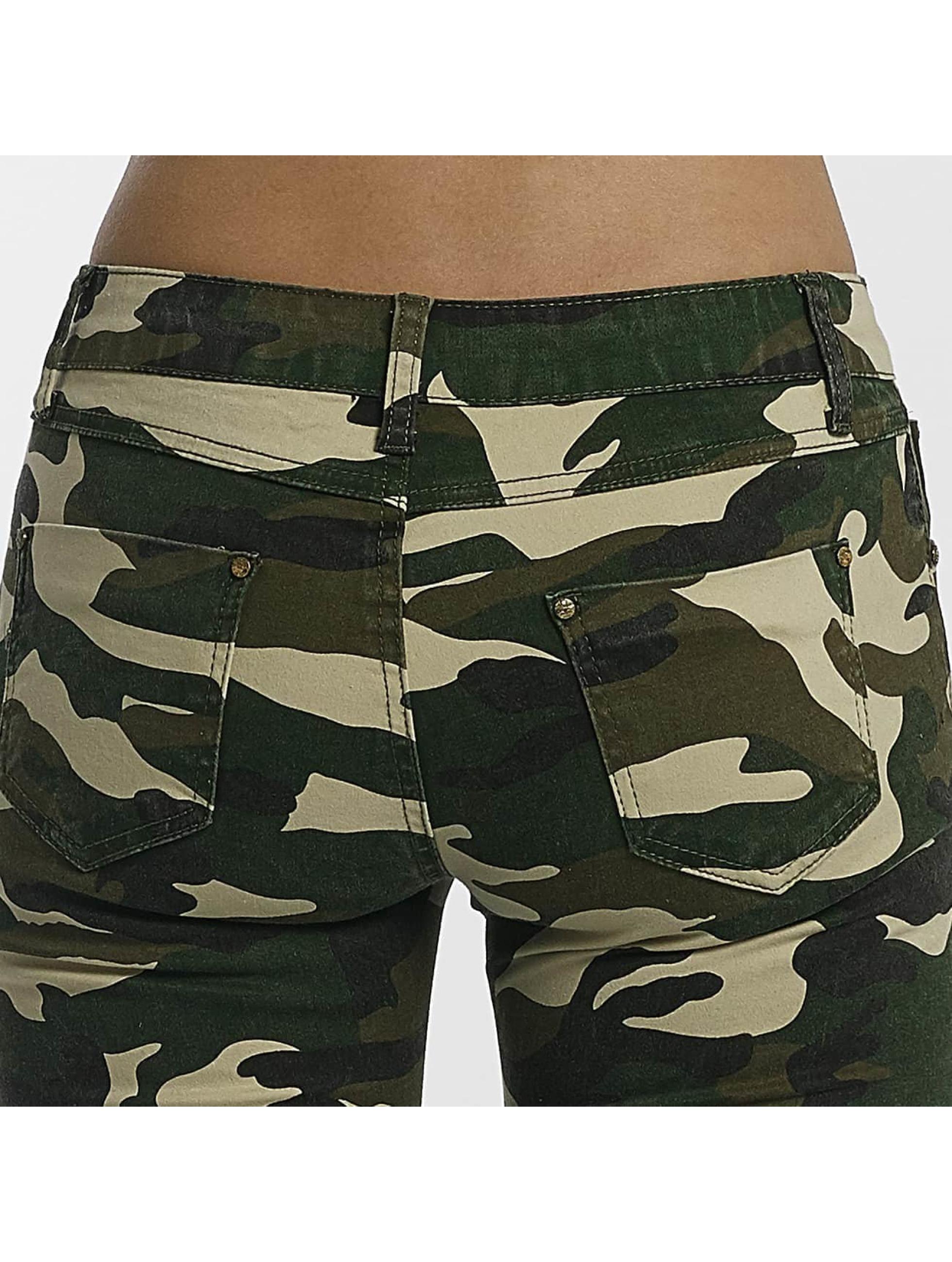 Leg Kings Облегающие джинсы Deep Forest камуфляж