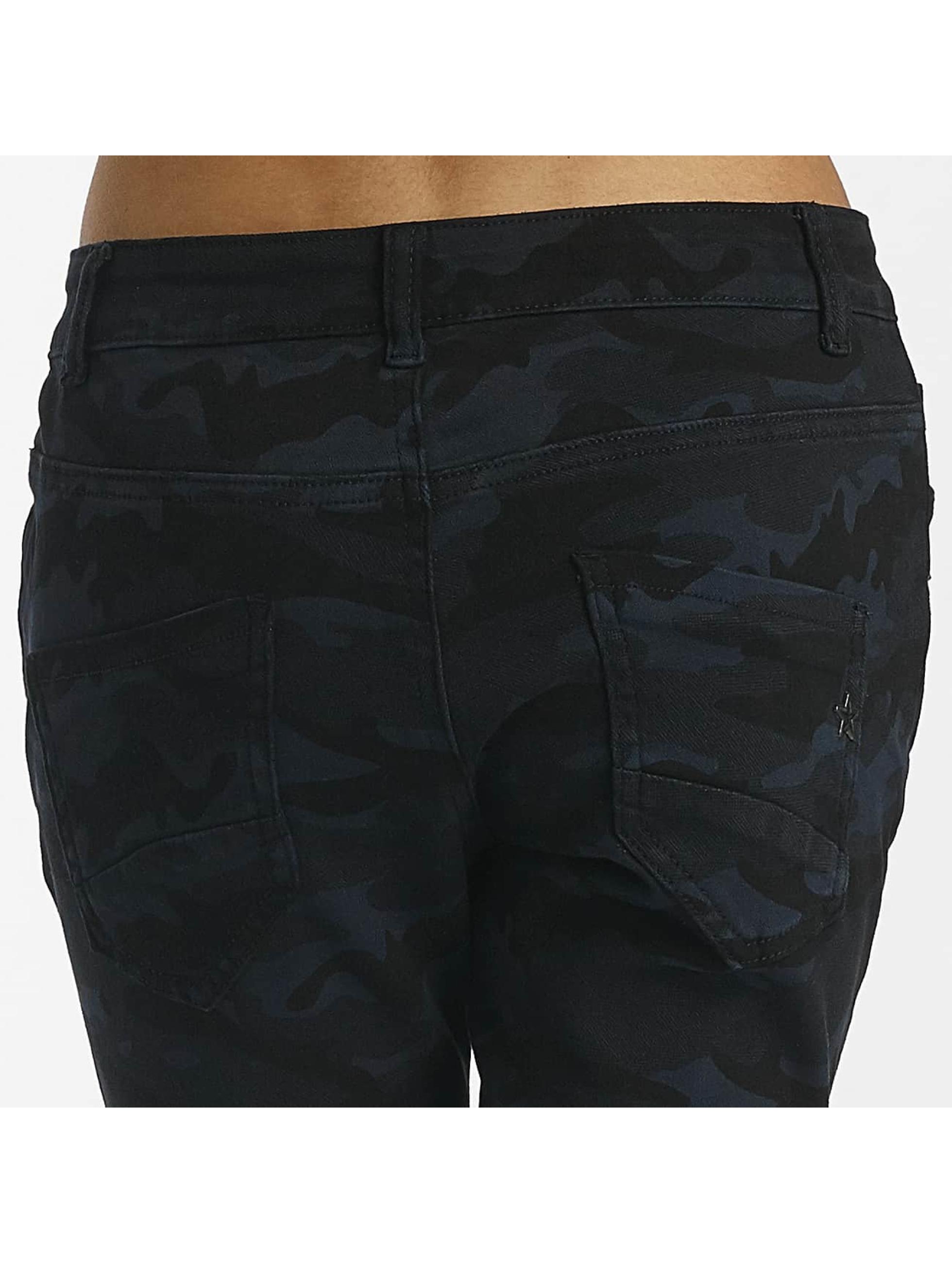 Leg Kings Облегающие джинсы Mojo синий