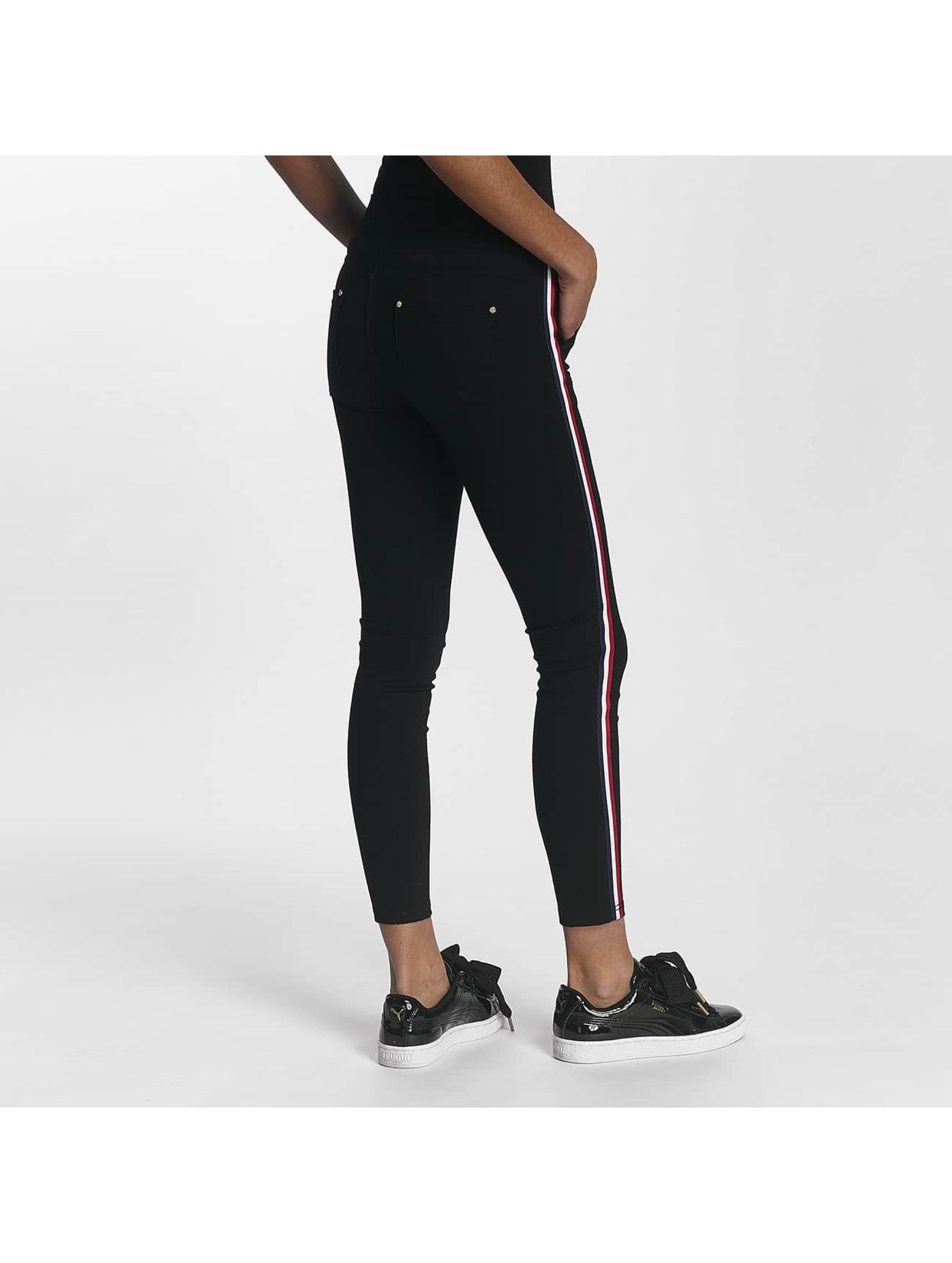Leg Kings Облегающие джинсы LD Style черный