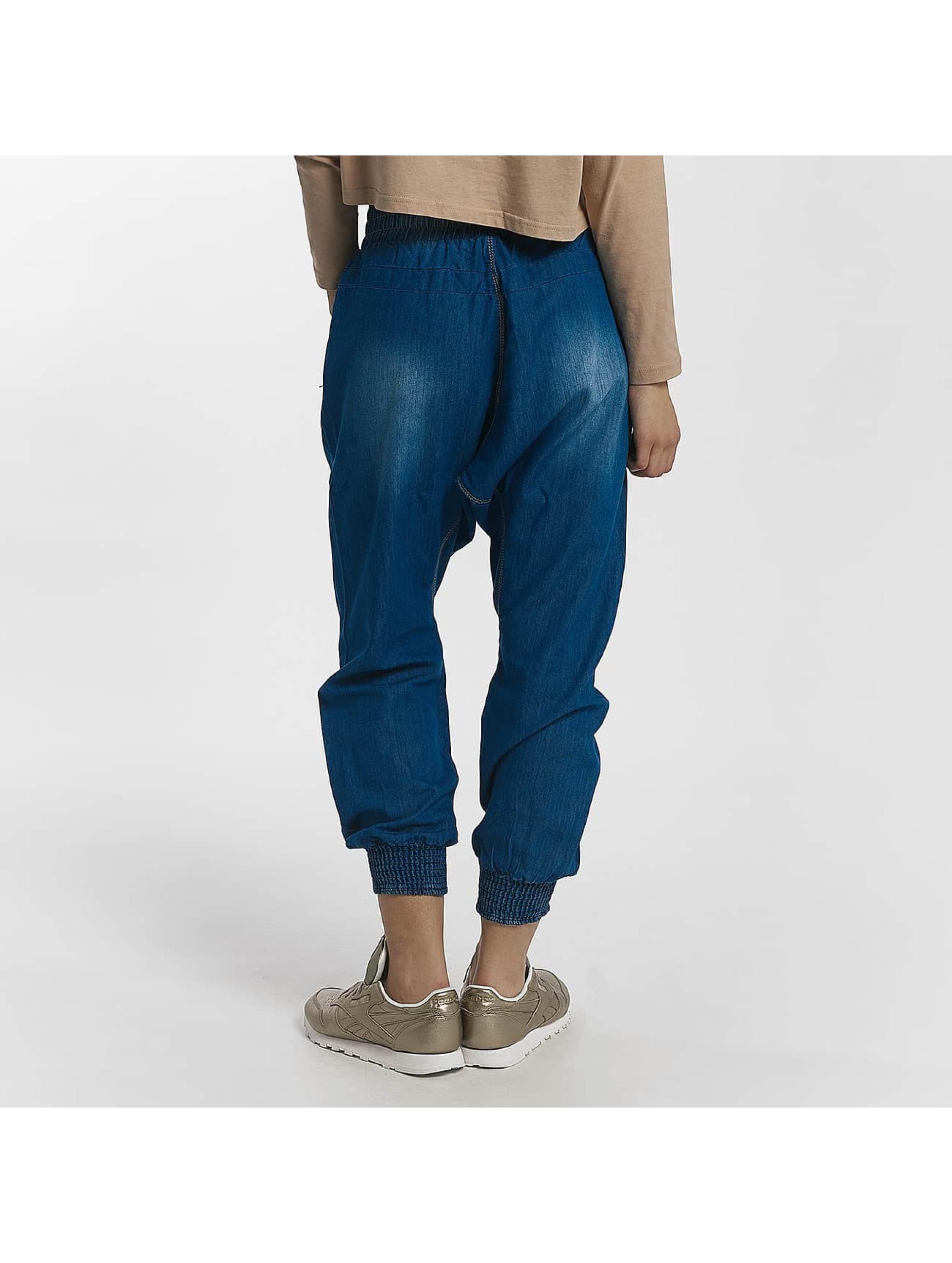 Leg Kings Antifit MissTwo blau