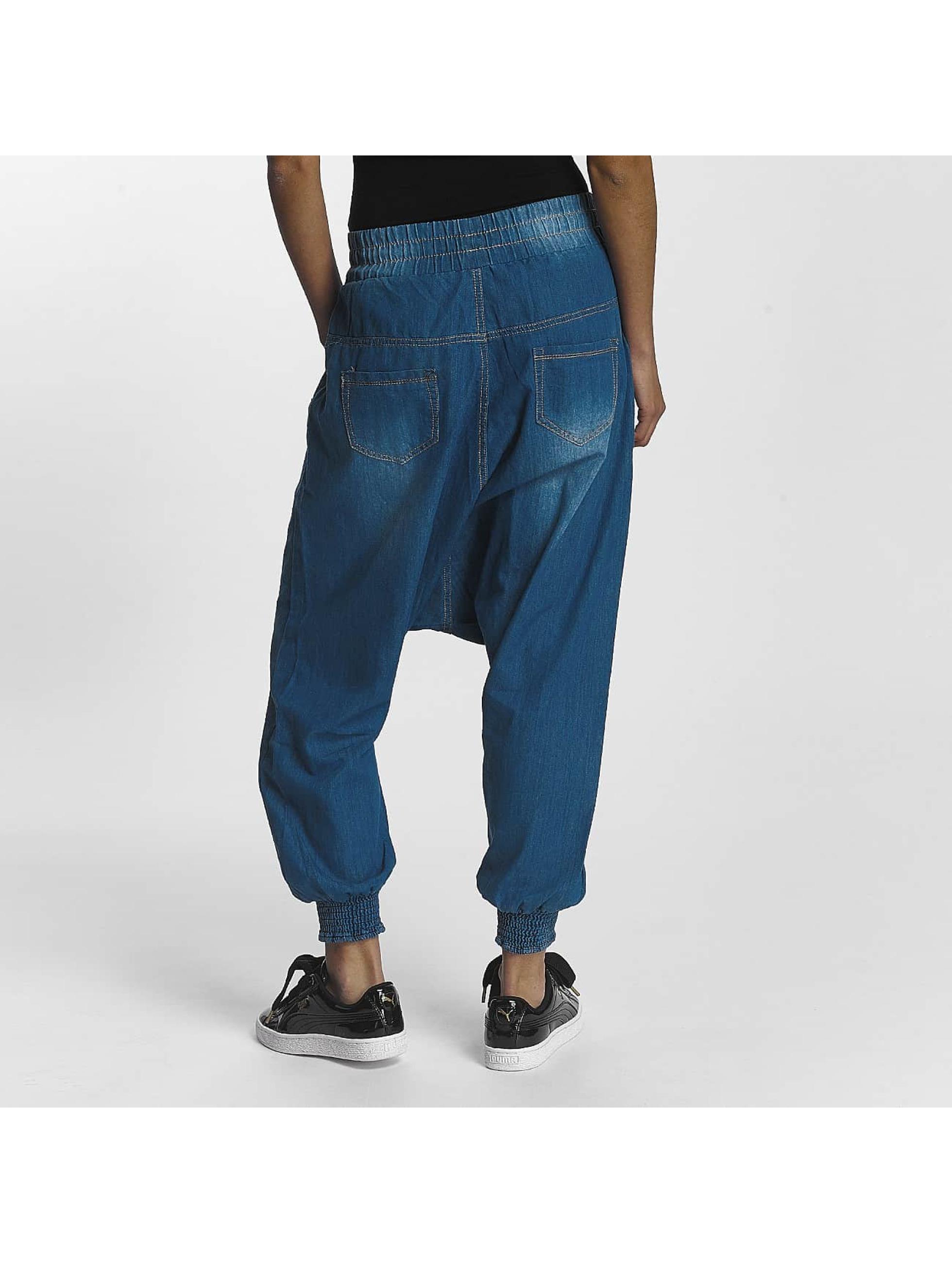 Leg Kings Antifit jeans Miss One blå