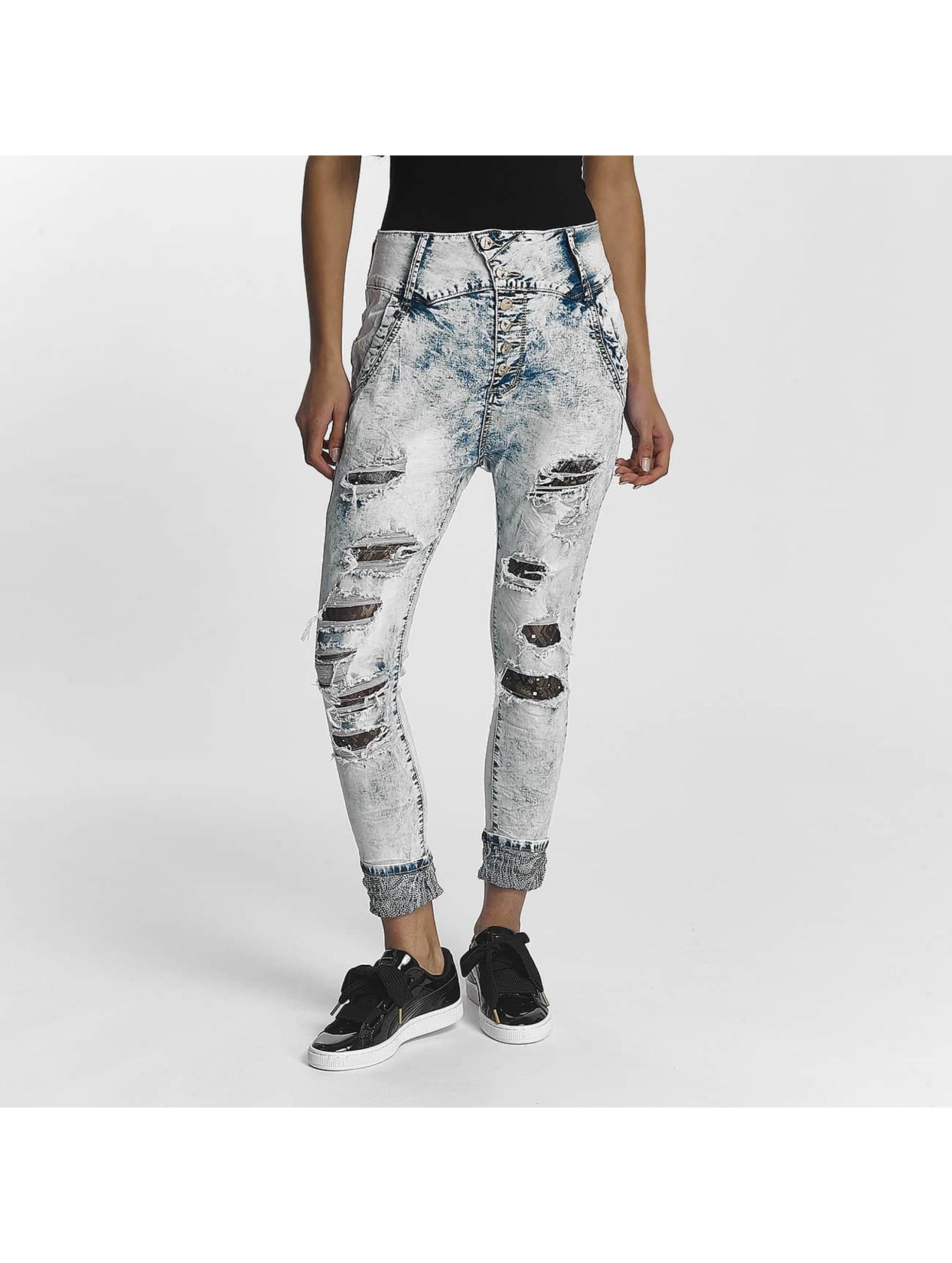 Leg Kings Boyfriend jeans Original Denim blå