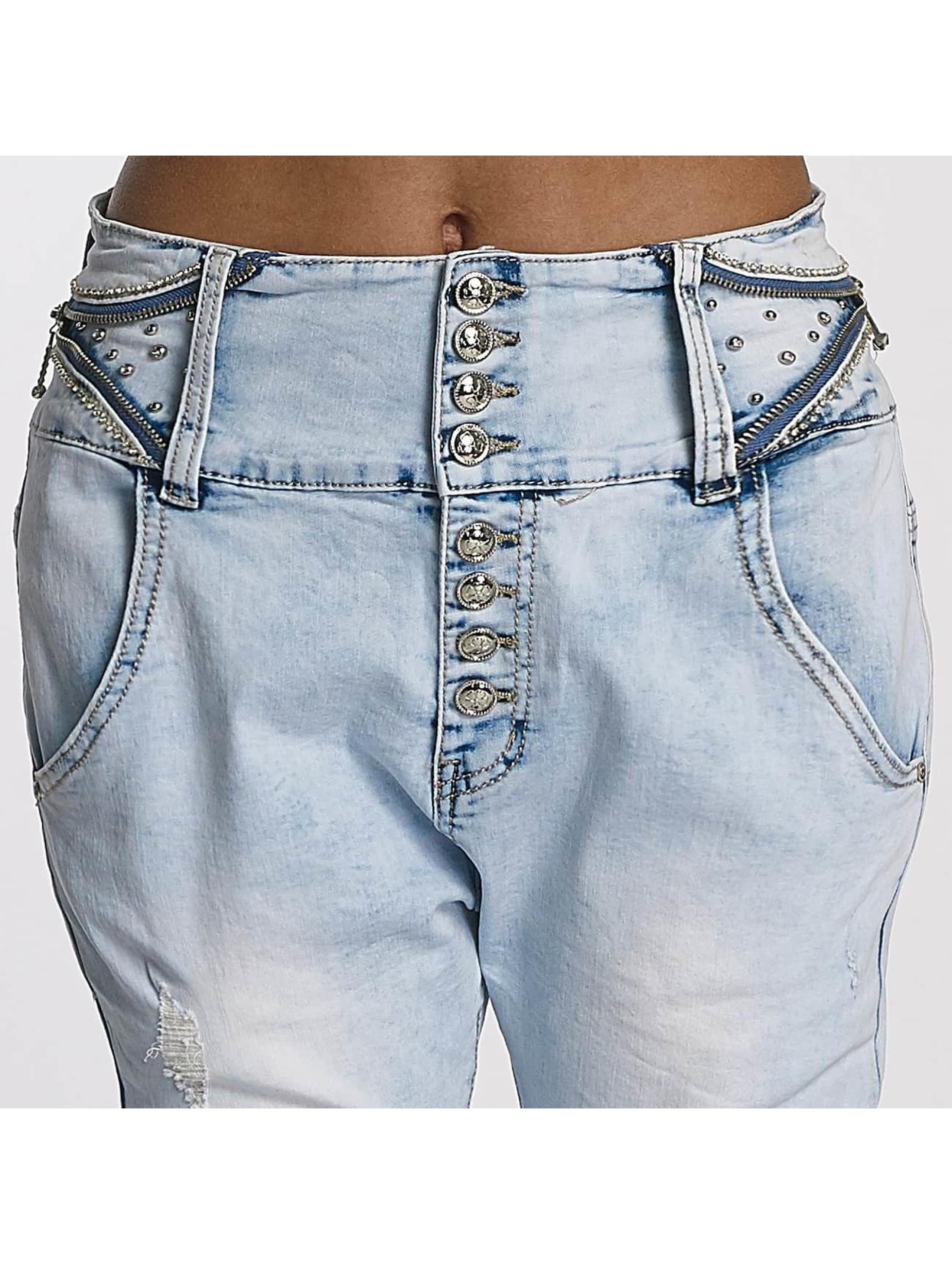 Leg Kings Boyfriend jeans Reality Fashion blå