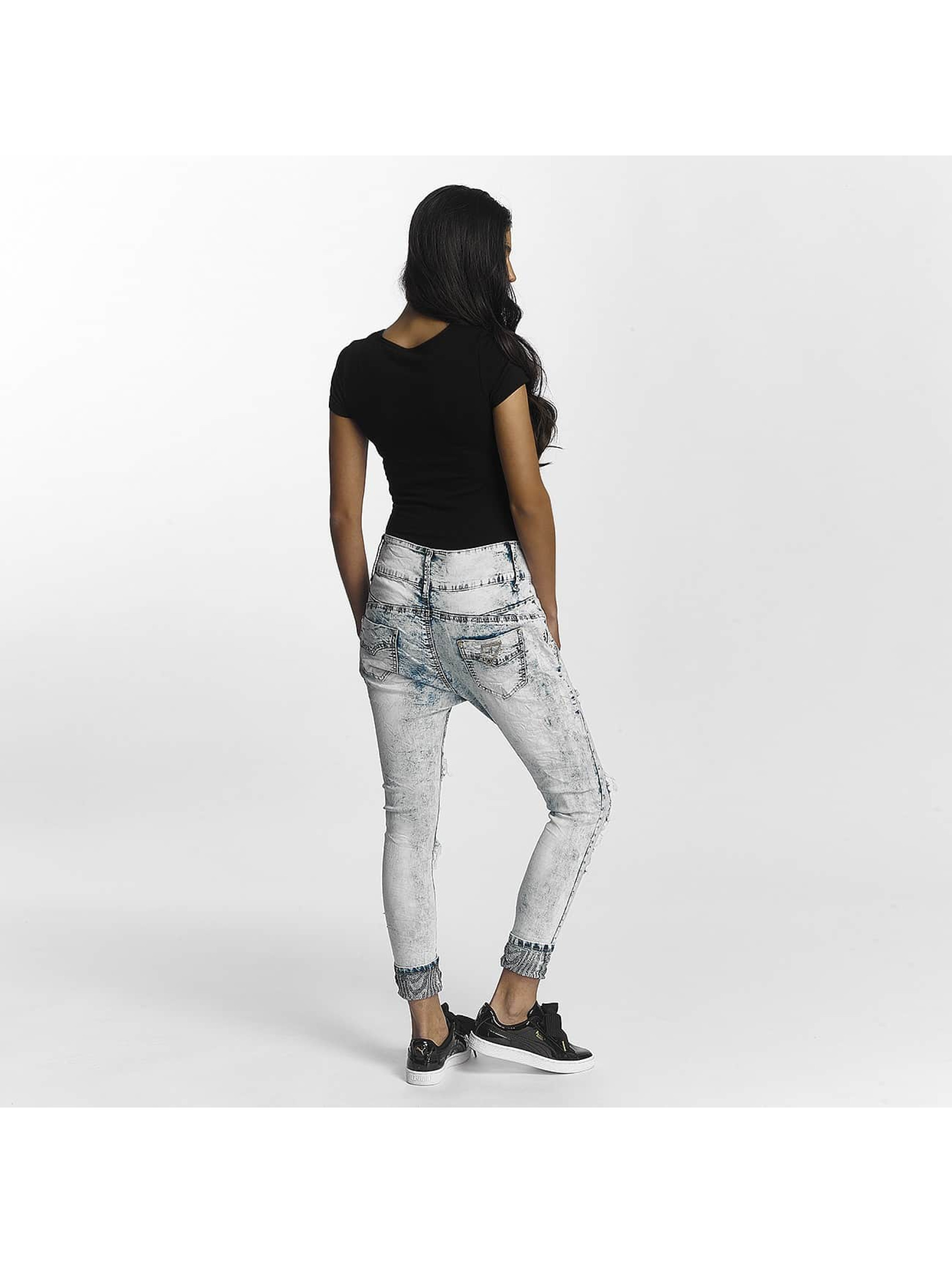 Leg Kings Boyfriend Jeans Original Denim blue