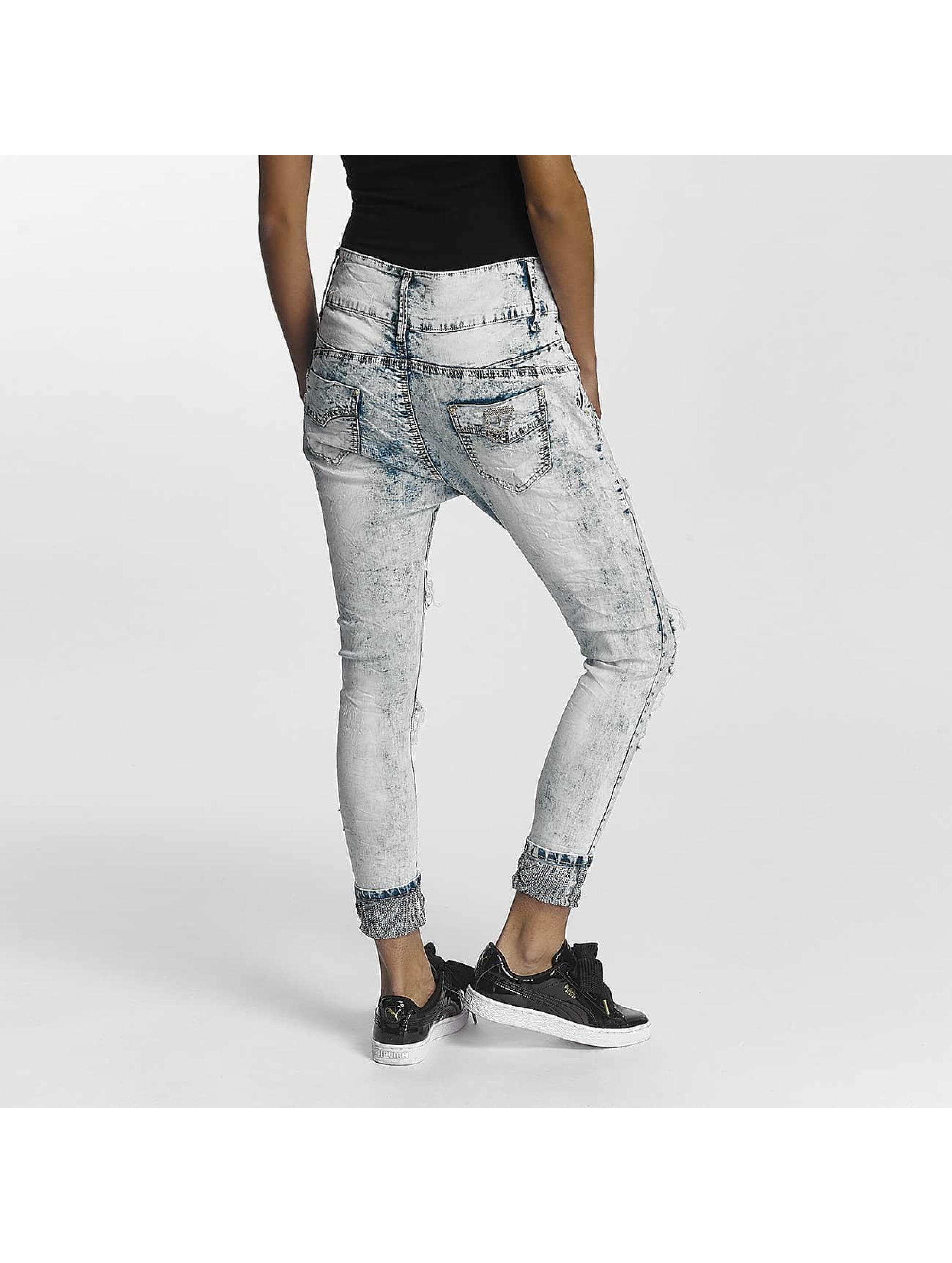 Leg Kings Dżinsy boyfriend Original Denim niebieski
