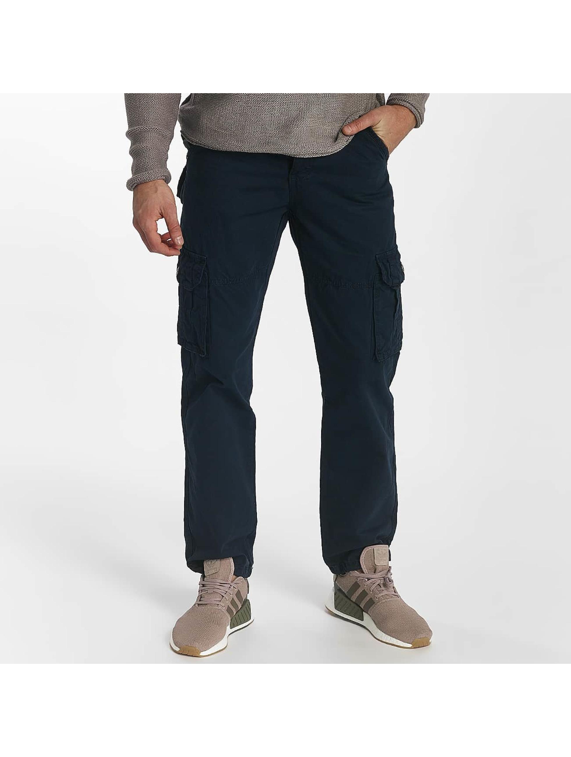 Leg Kings Jean large Bags bleu