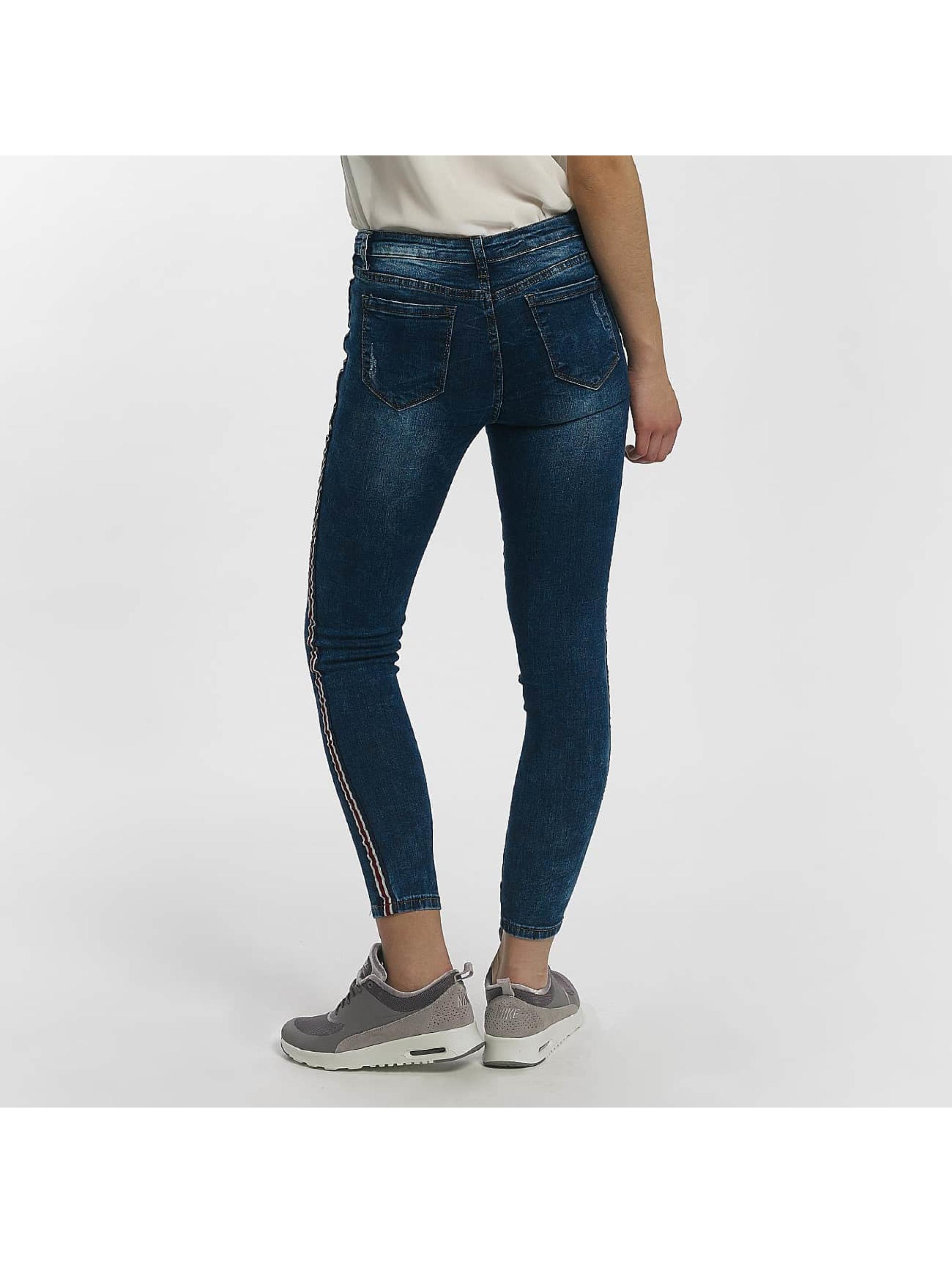 Leg Kings Jean skinny Miss Bon bleu