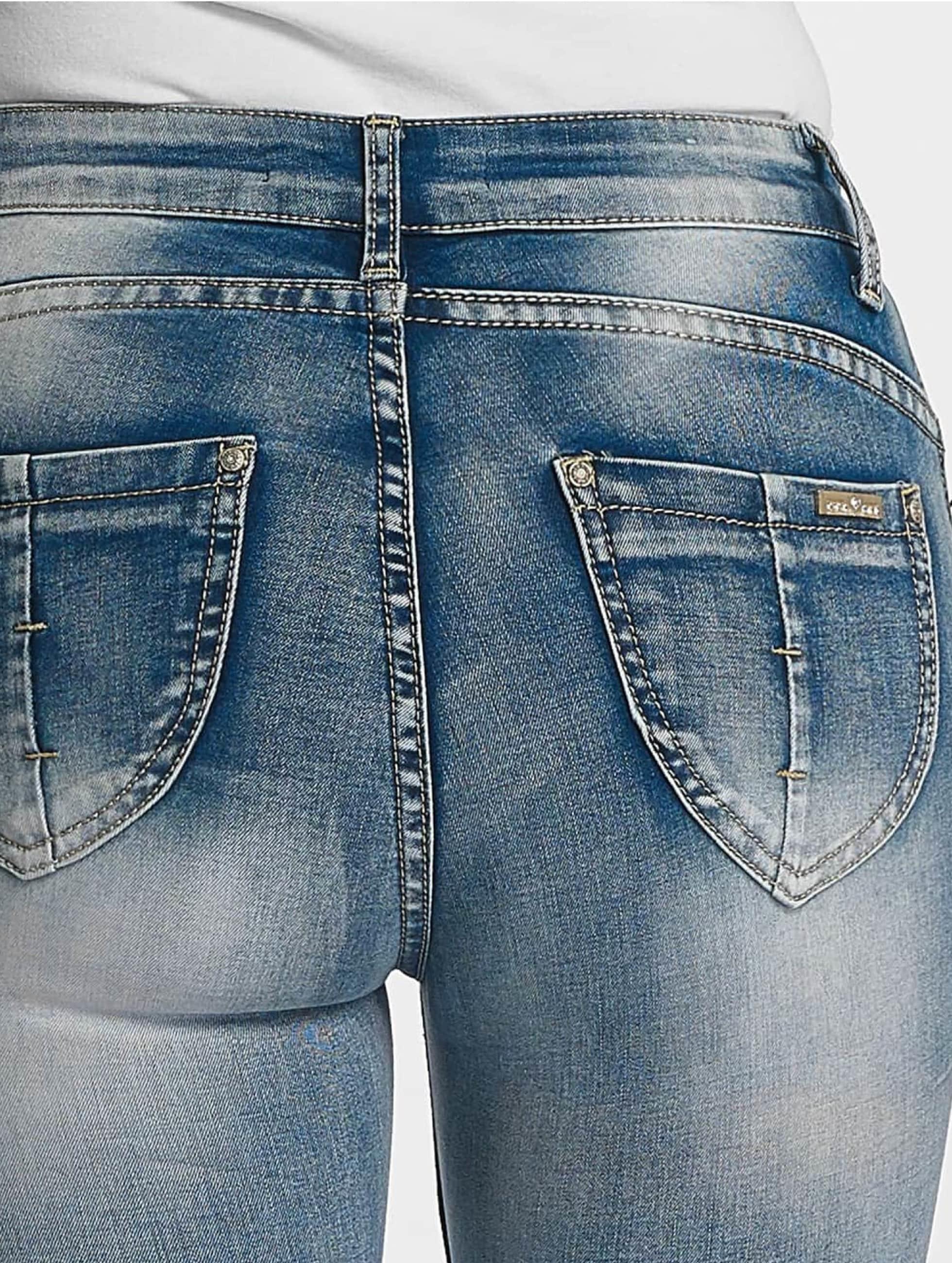 Leg Kings Jean skinny Brenda bleu