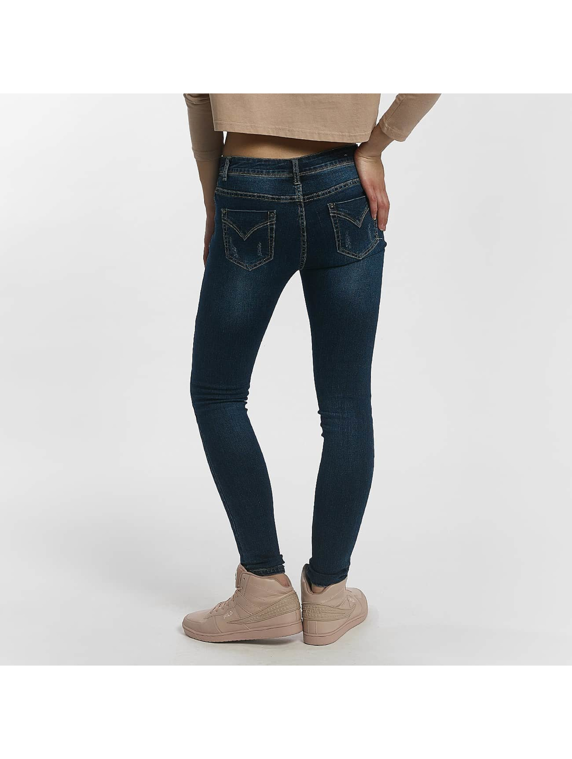 Leg Kings Jean skinny Diker bleu