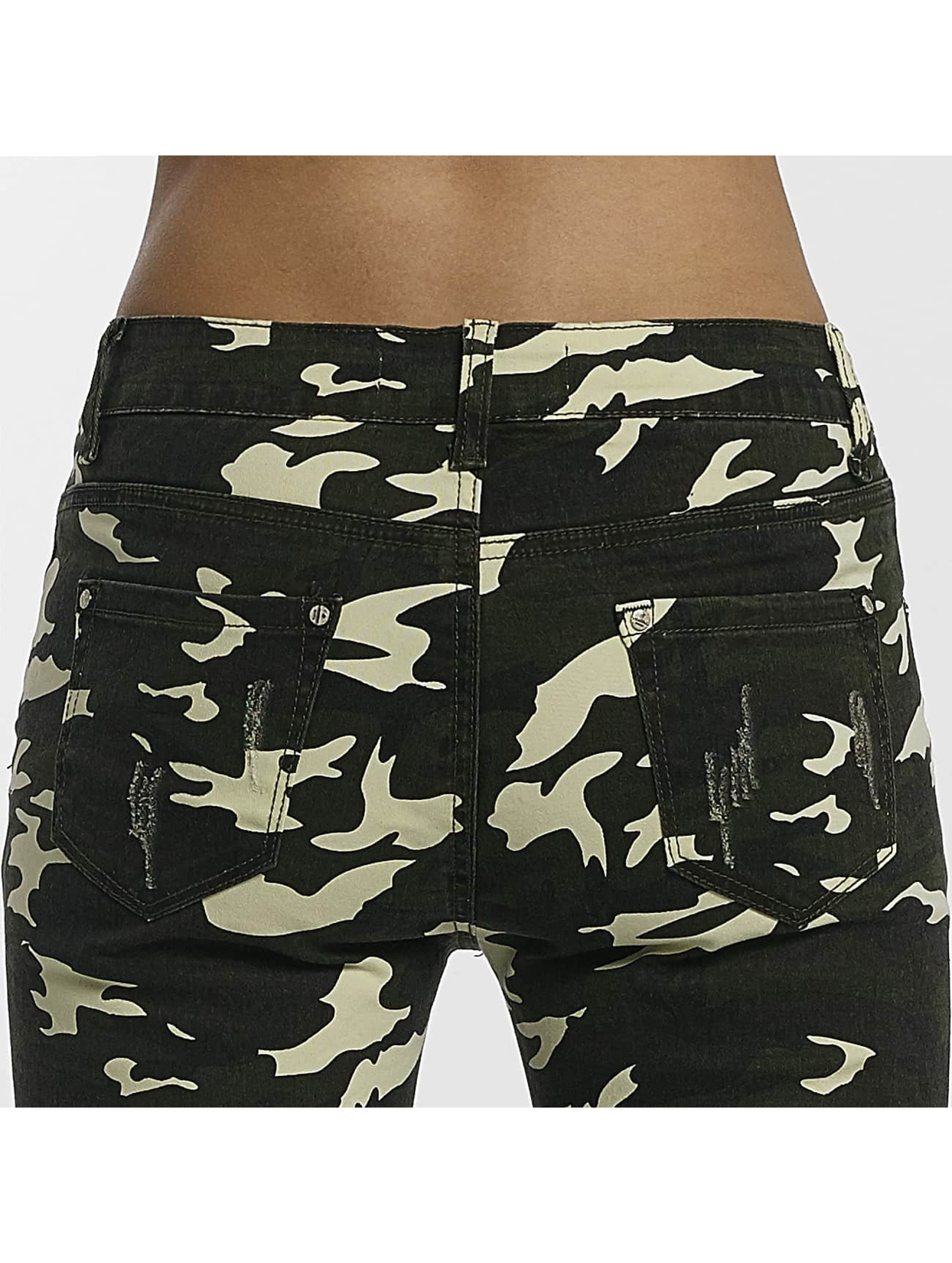 Leg Kings Jean skinny SilverStar camouflage