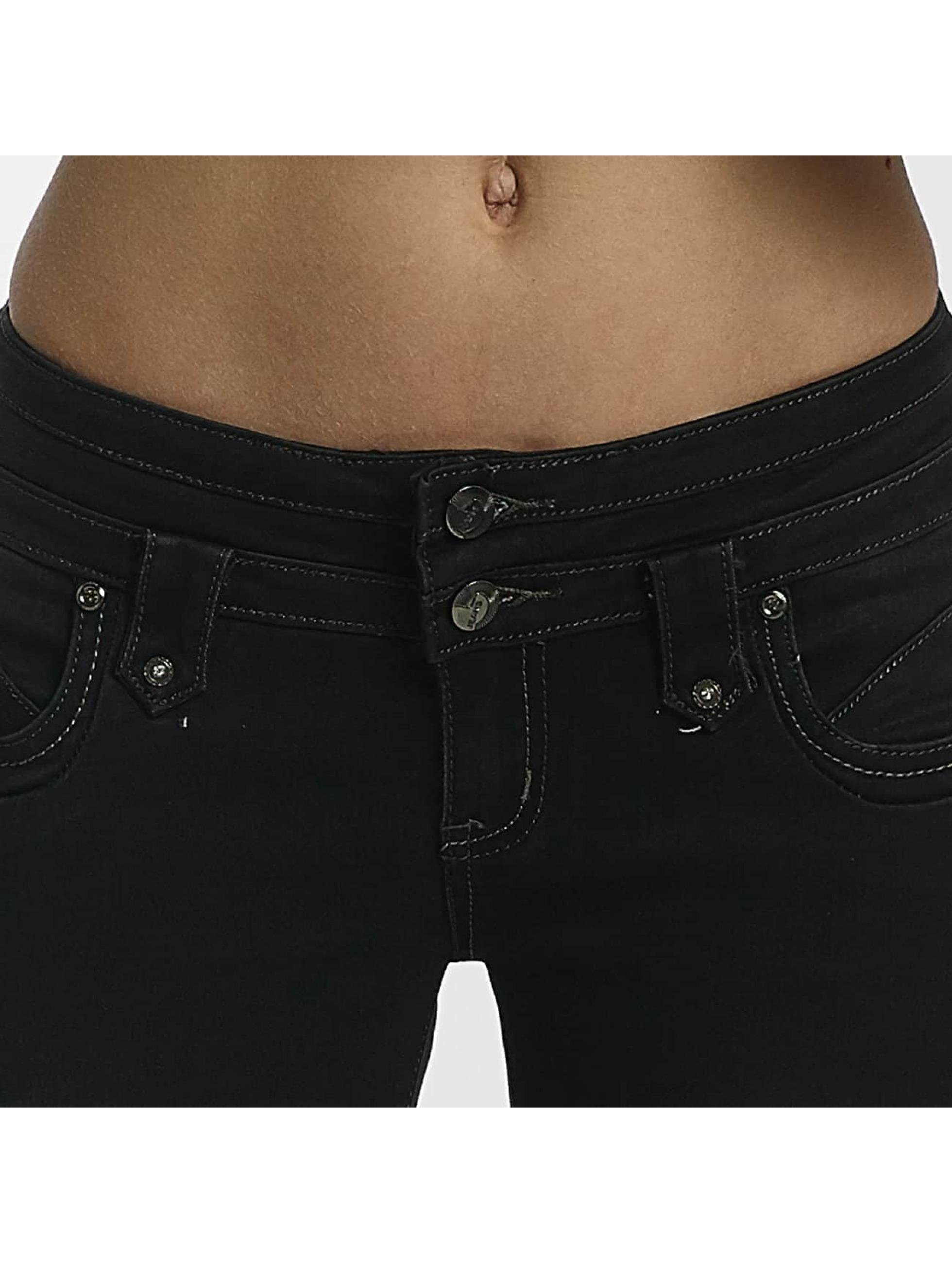 Leg Kings Jean skinny Moderno noir