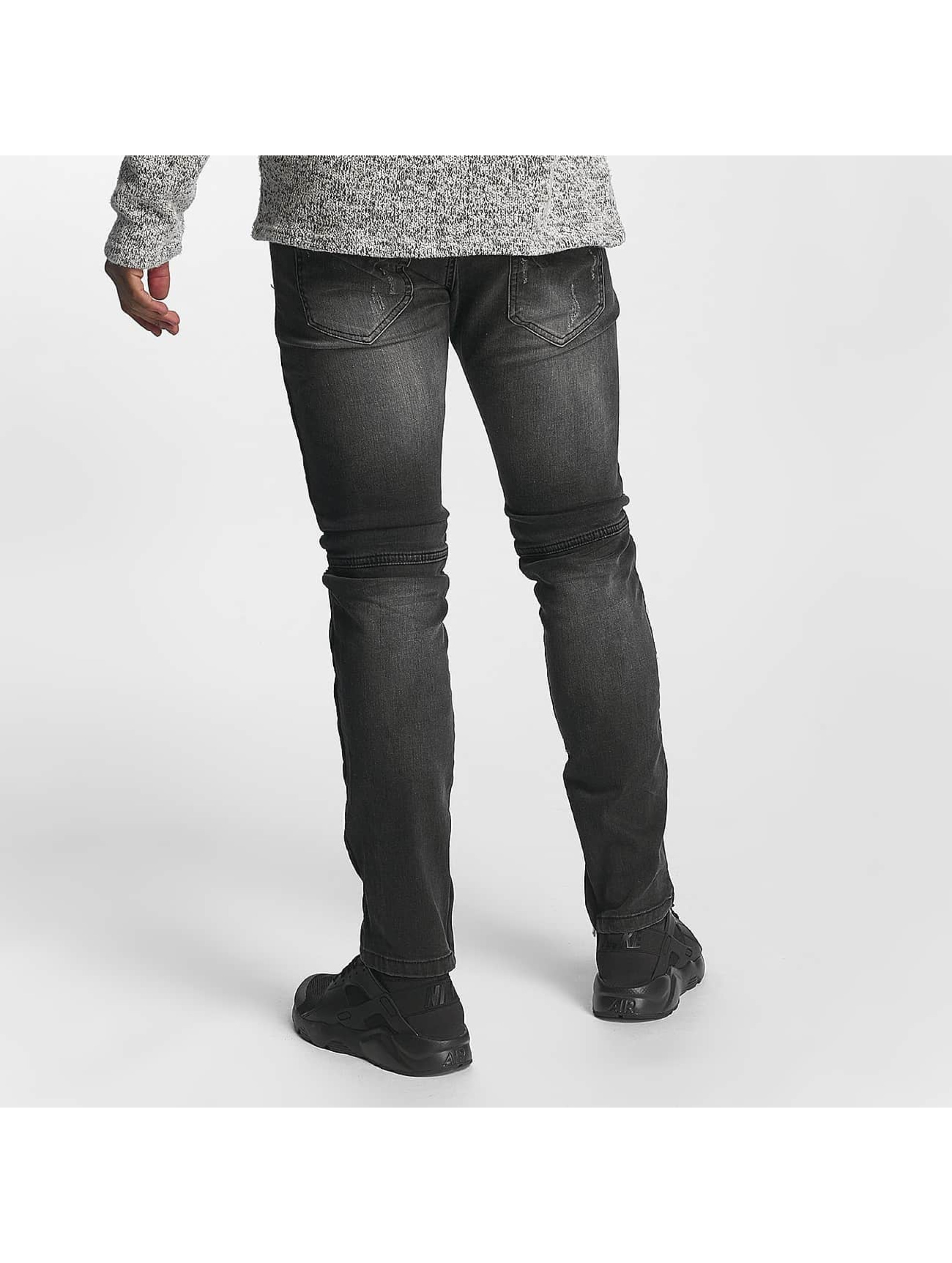 Leg Kings Jean slim Guiliano noir