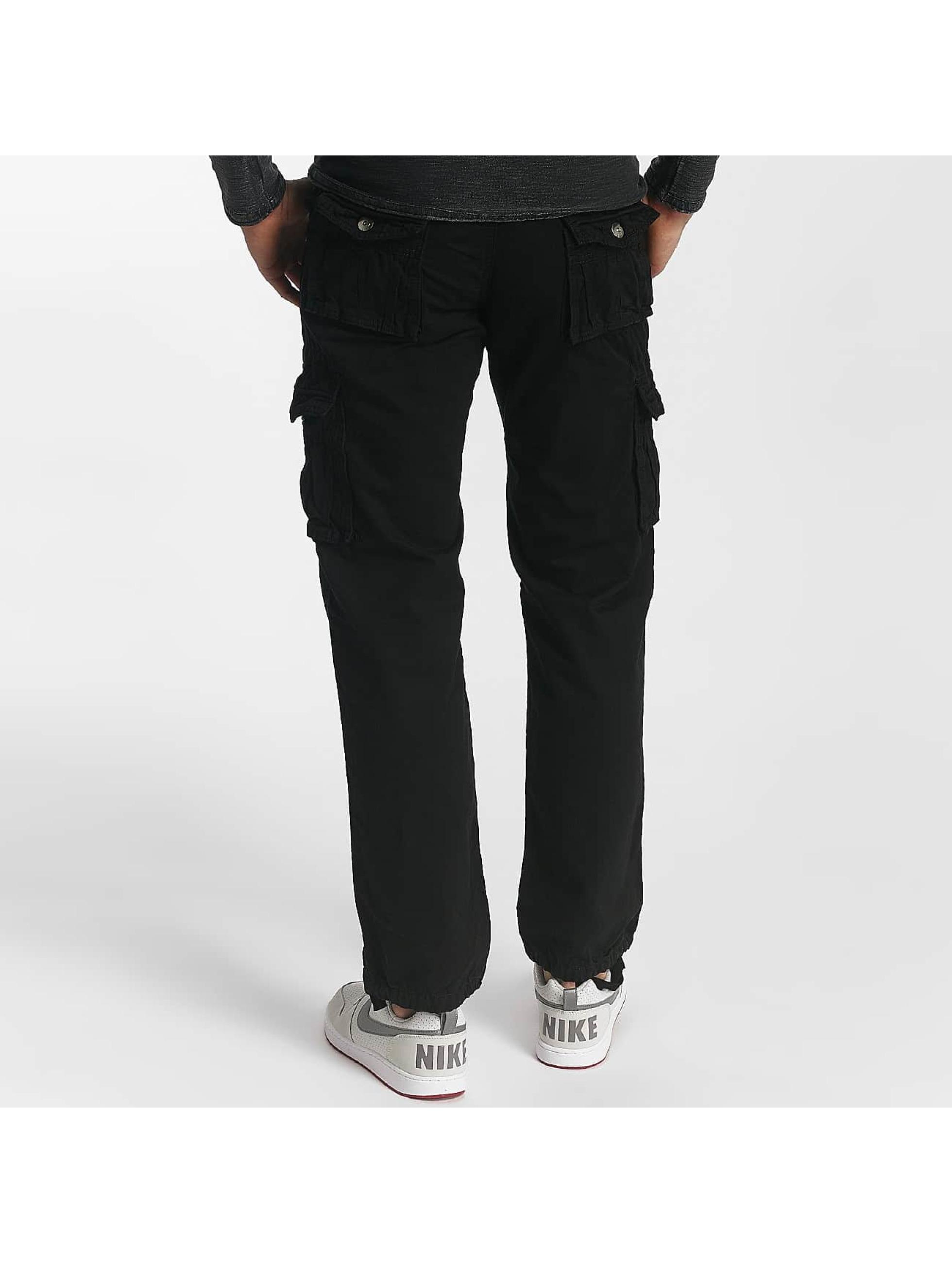 Leg Kings Løstsittende bukser Bags svart