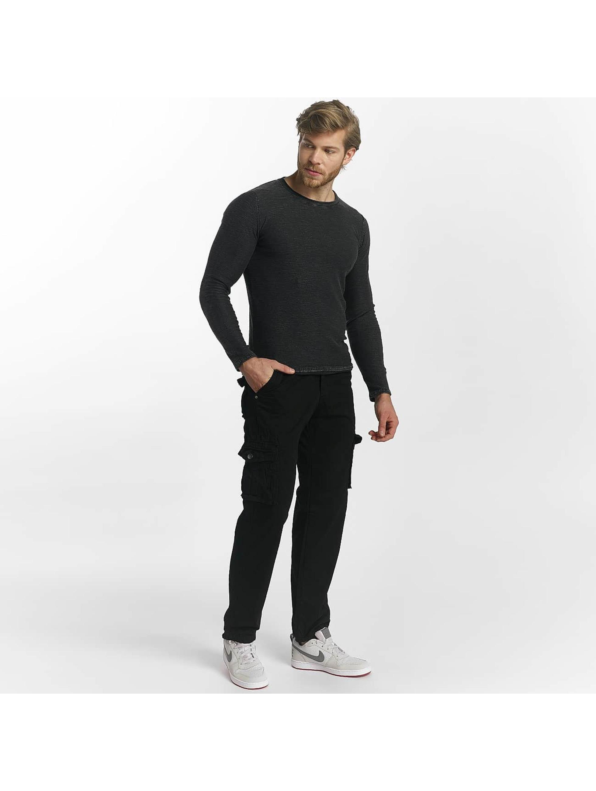 Leg Kings Loose Fit Jeans Bags black