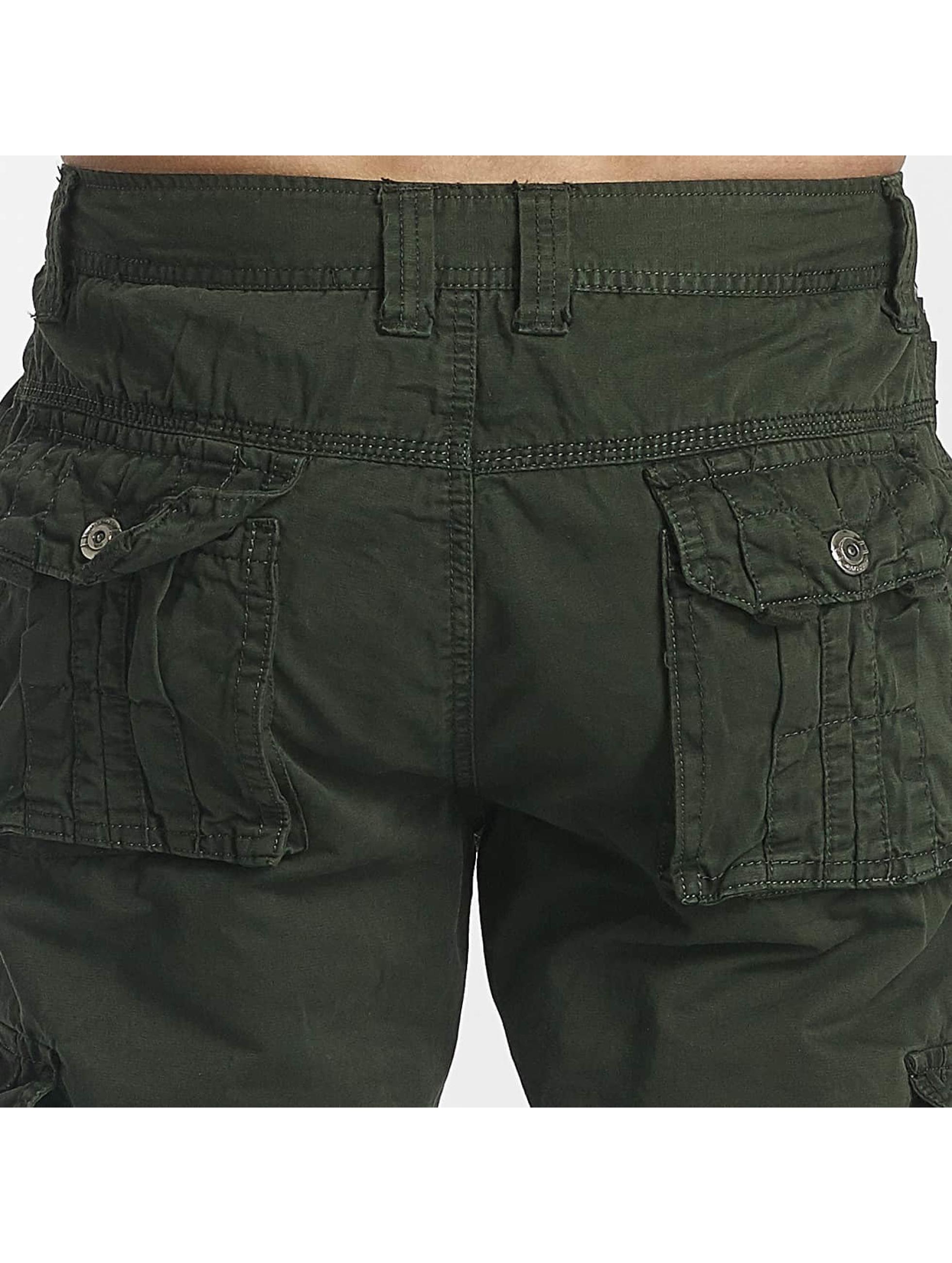 Leg Kings Loose Fit Jeans Bags green