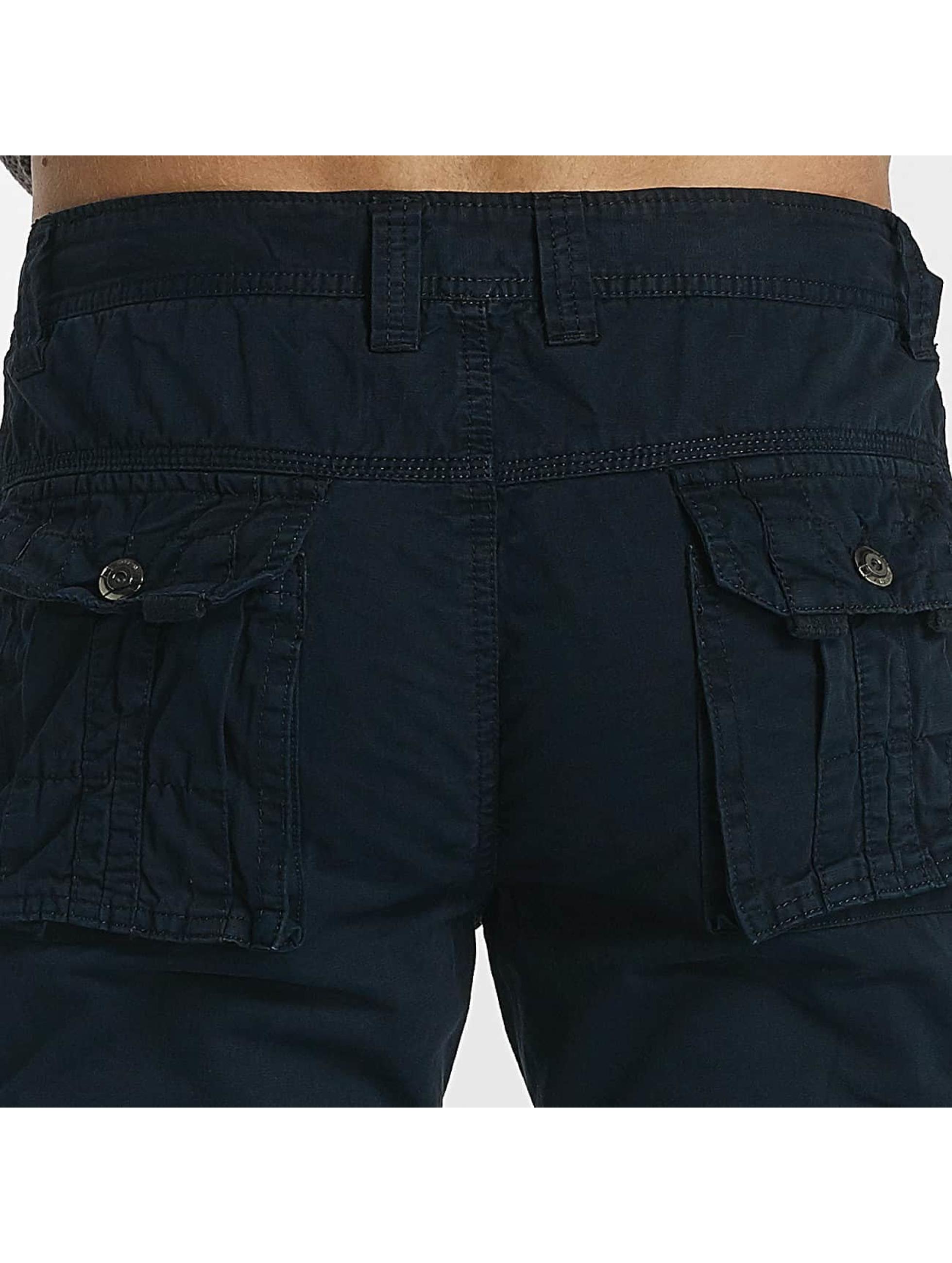 Leg Kings Loose Fit Jeans Bags niebieski
