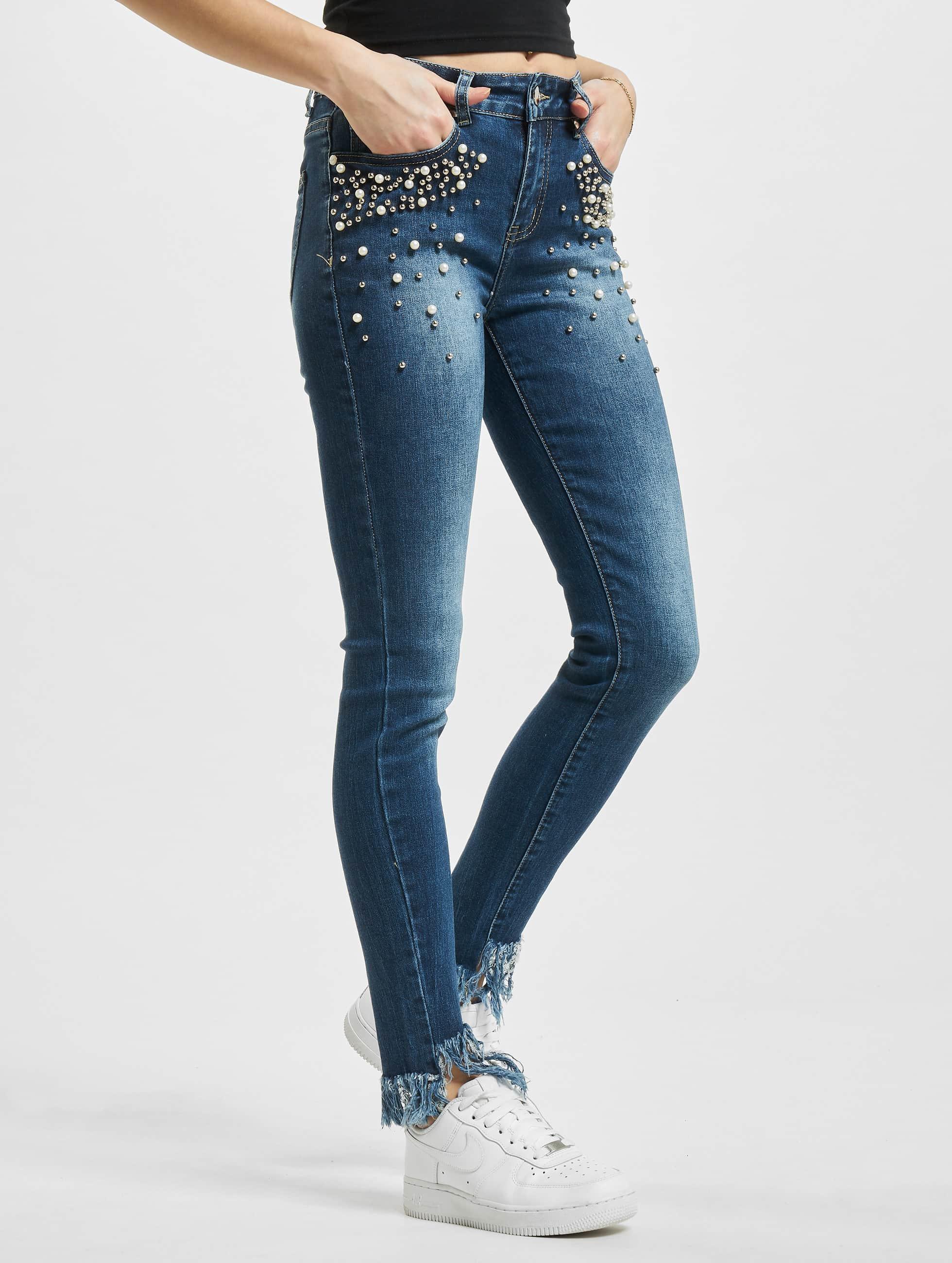 Leg Kings Skinny Jeans idodo blau