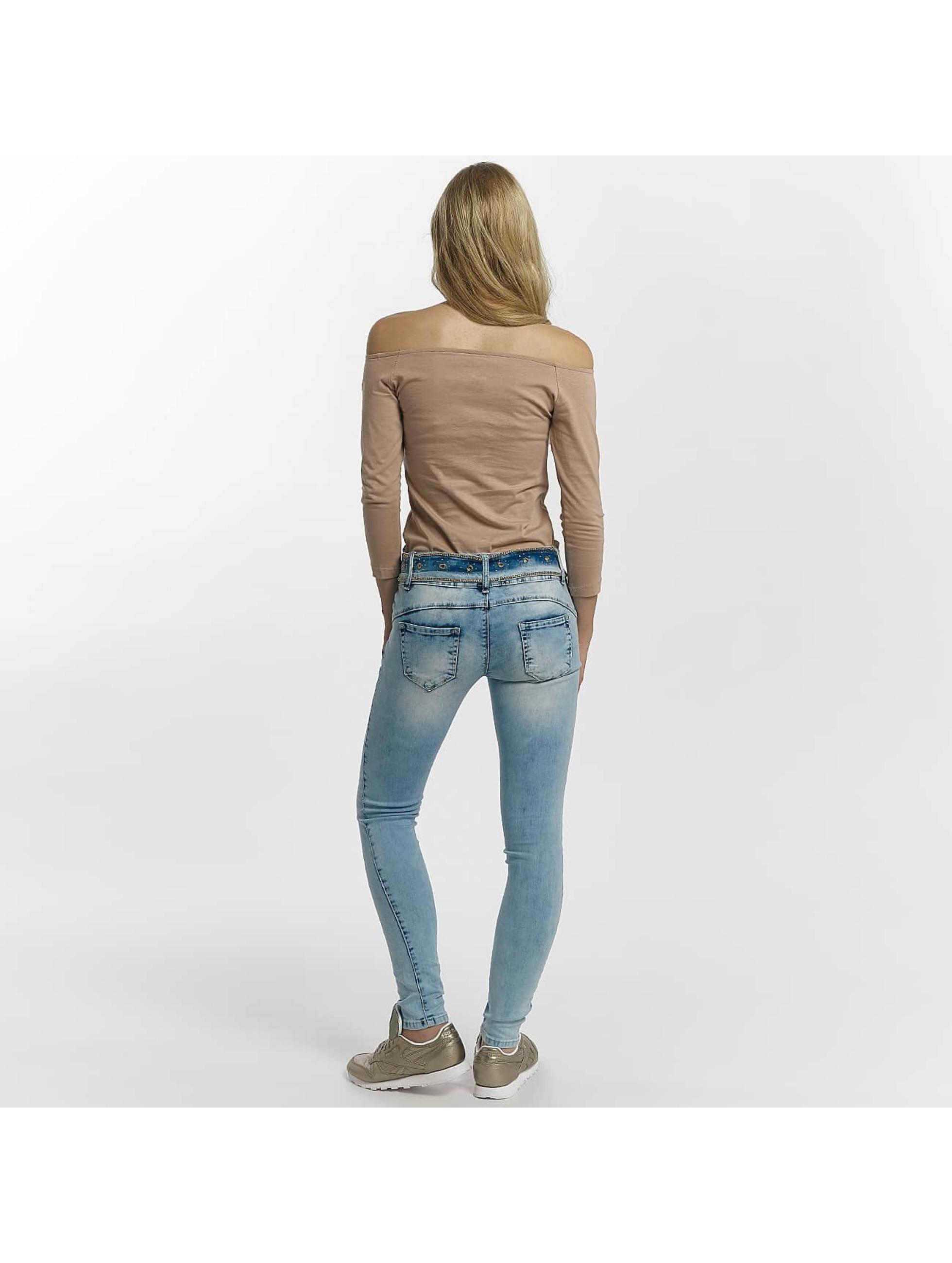 Leg Kings Skinny Jeans Anna blau