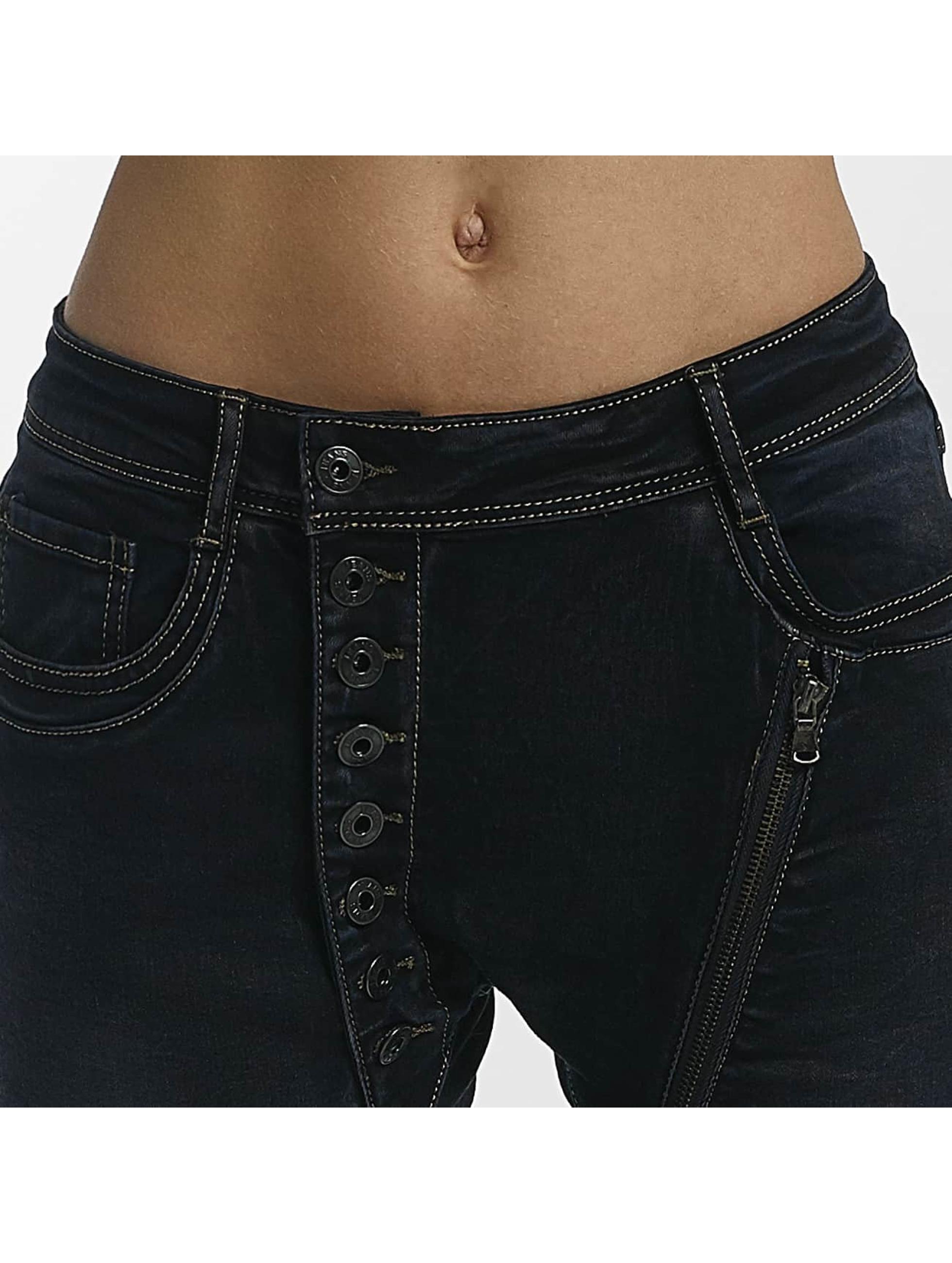 Leg Kings Skinny Jeans ZOE blau