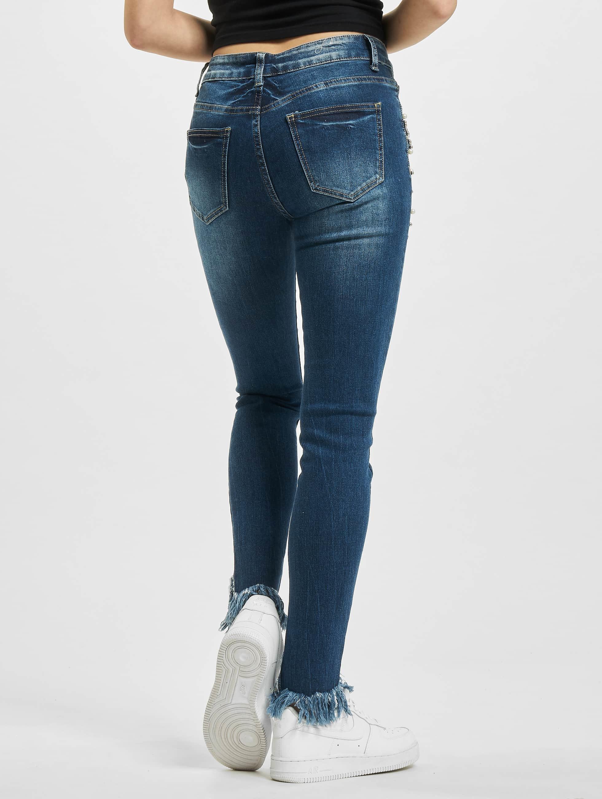 Leg Kings Skinny Jeans idodo blue