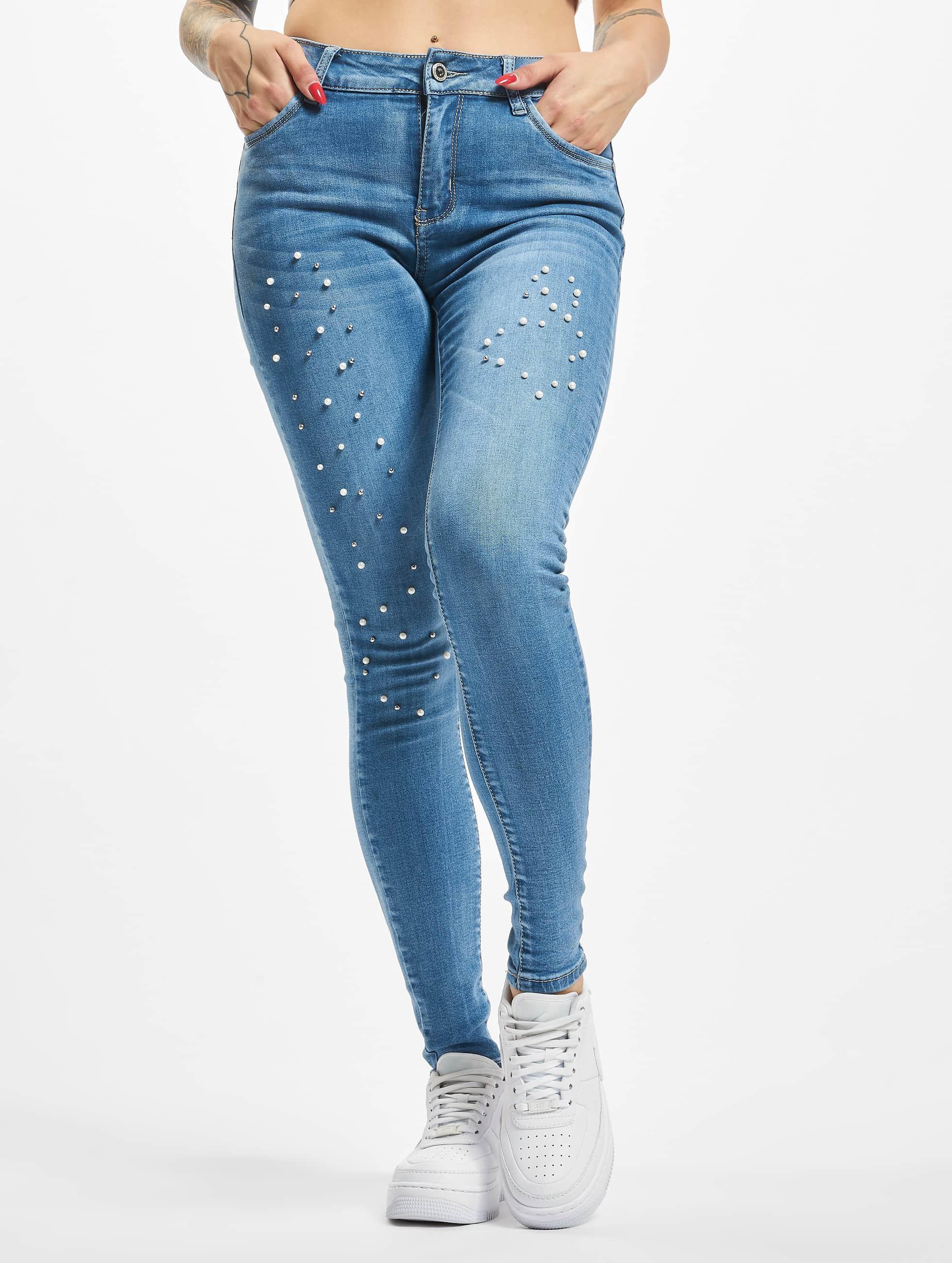 Leg Kings Skinny Jeans Pearl blue