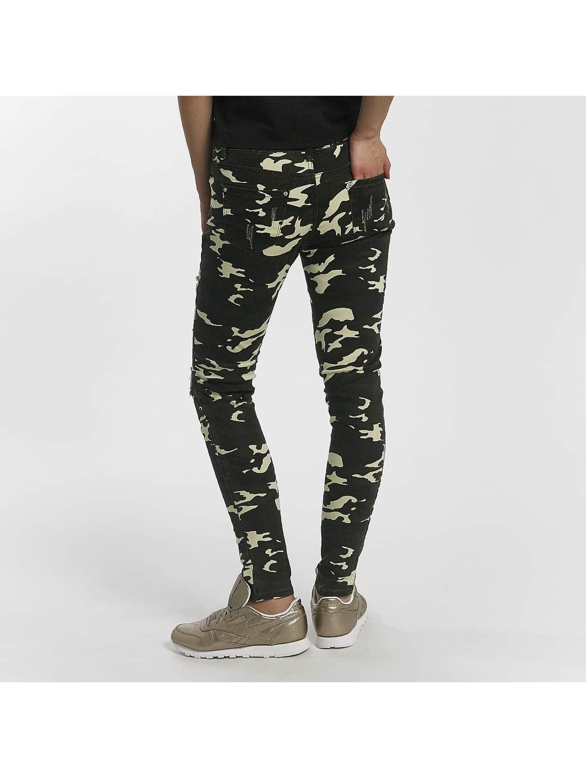 Leg Kings Skinny Jeans SilverStar moro