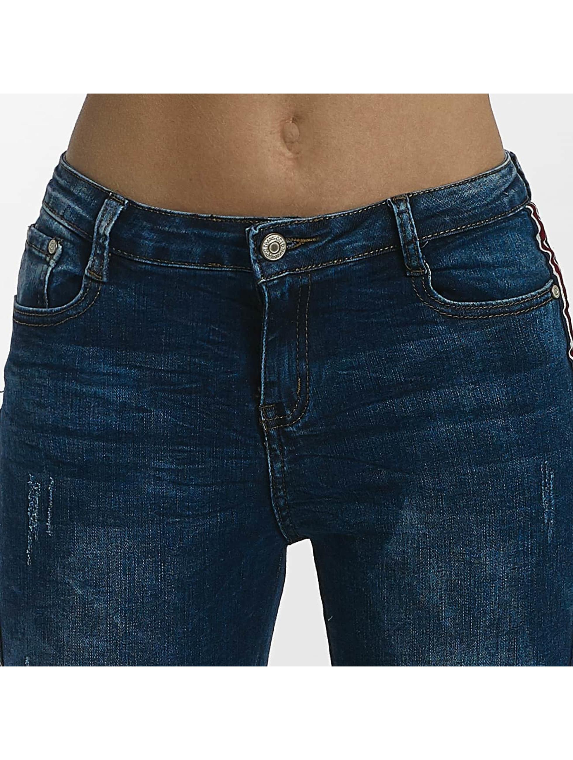 Leg Kings Skinny Jeans Miss Bon niebieski