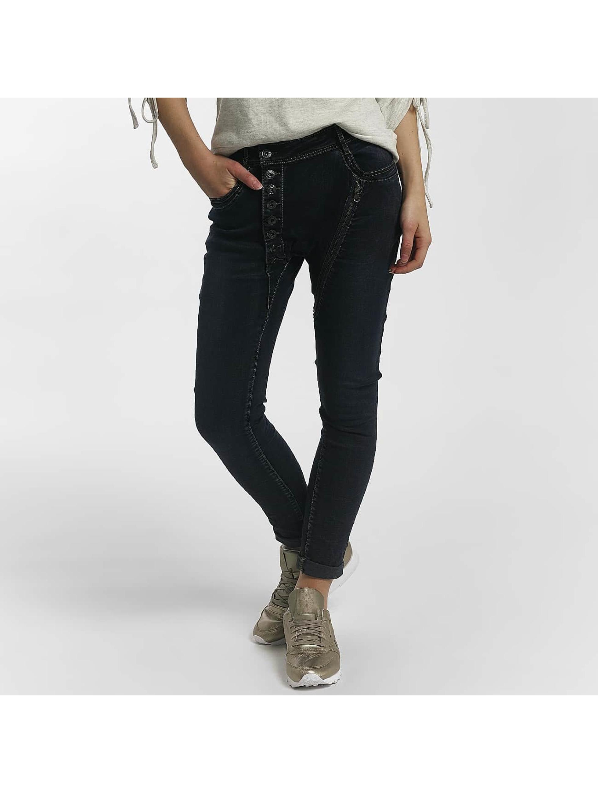 Leg Kings Skinny Jeans ZOE niebieski