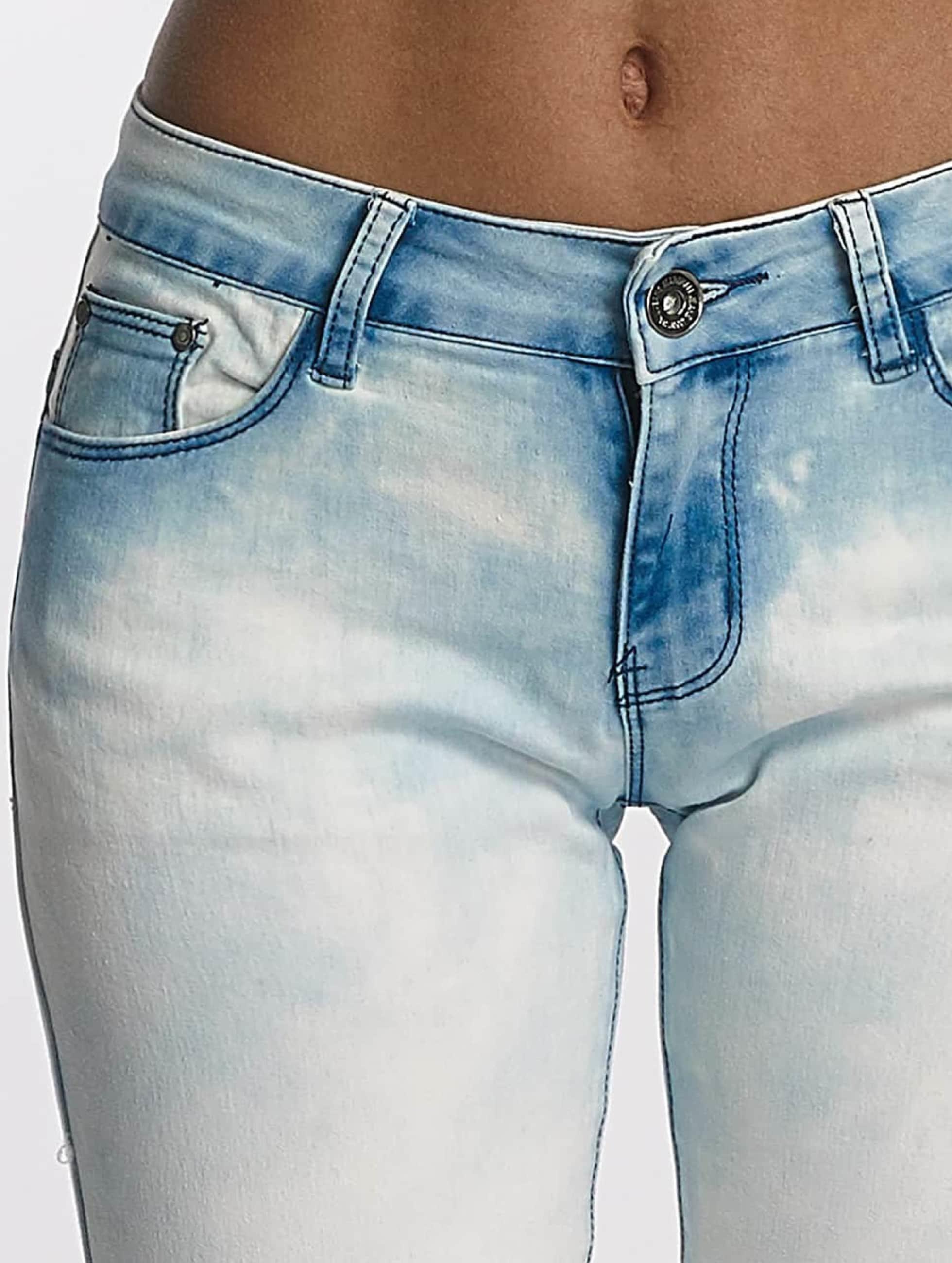 Leg Kings Skinny Jeans Marshall niebieski