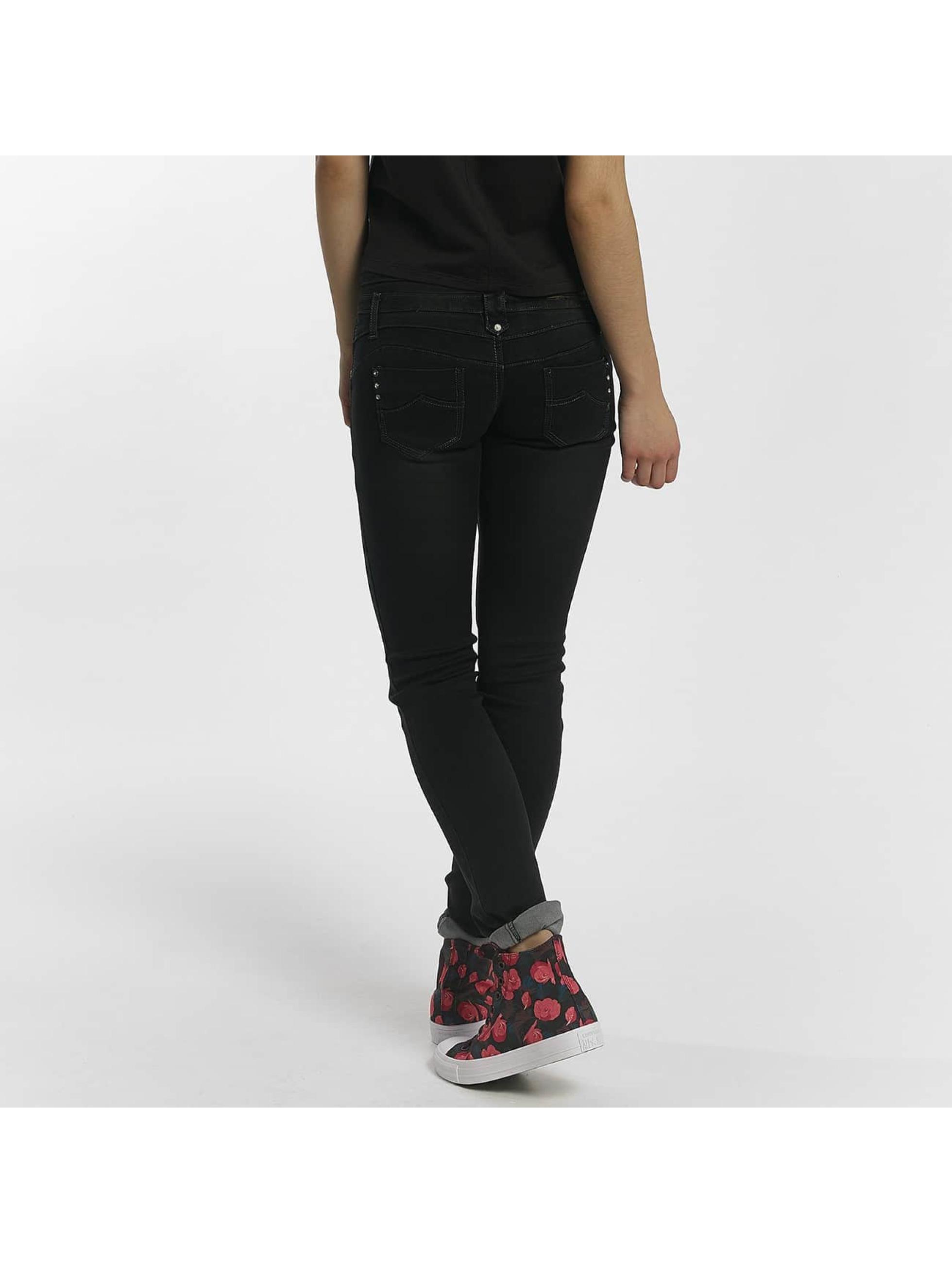 Leg Kings Skinny Jeans Moderno schwarz