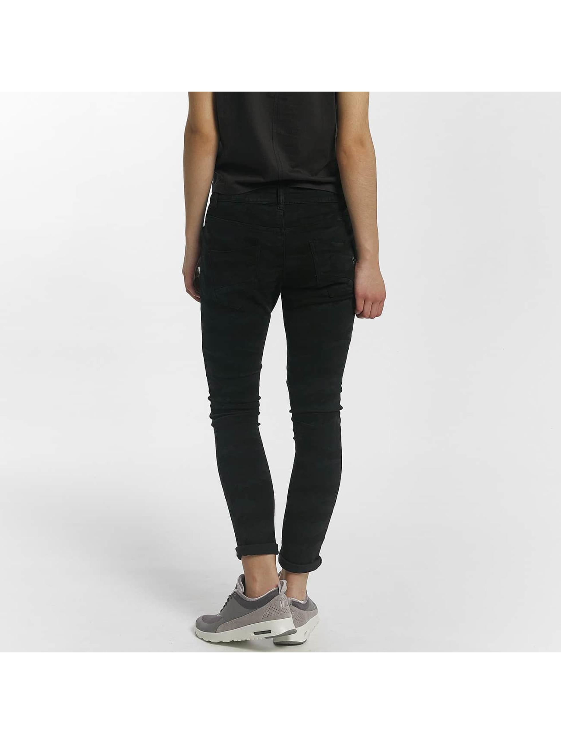 Leg Kings Skinny Jeans Classico schwarz