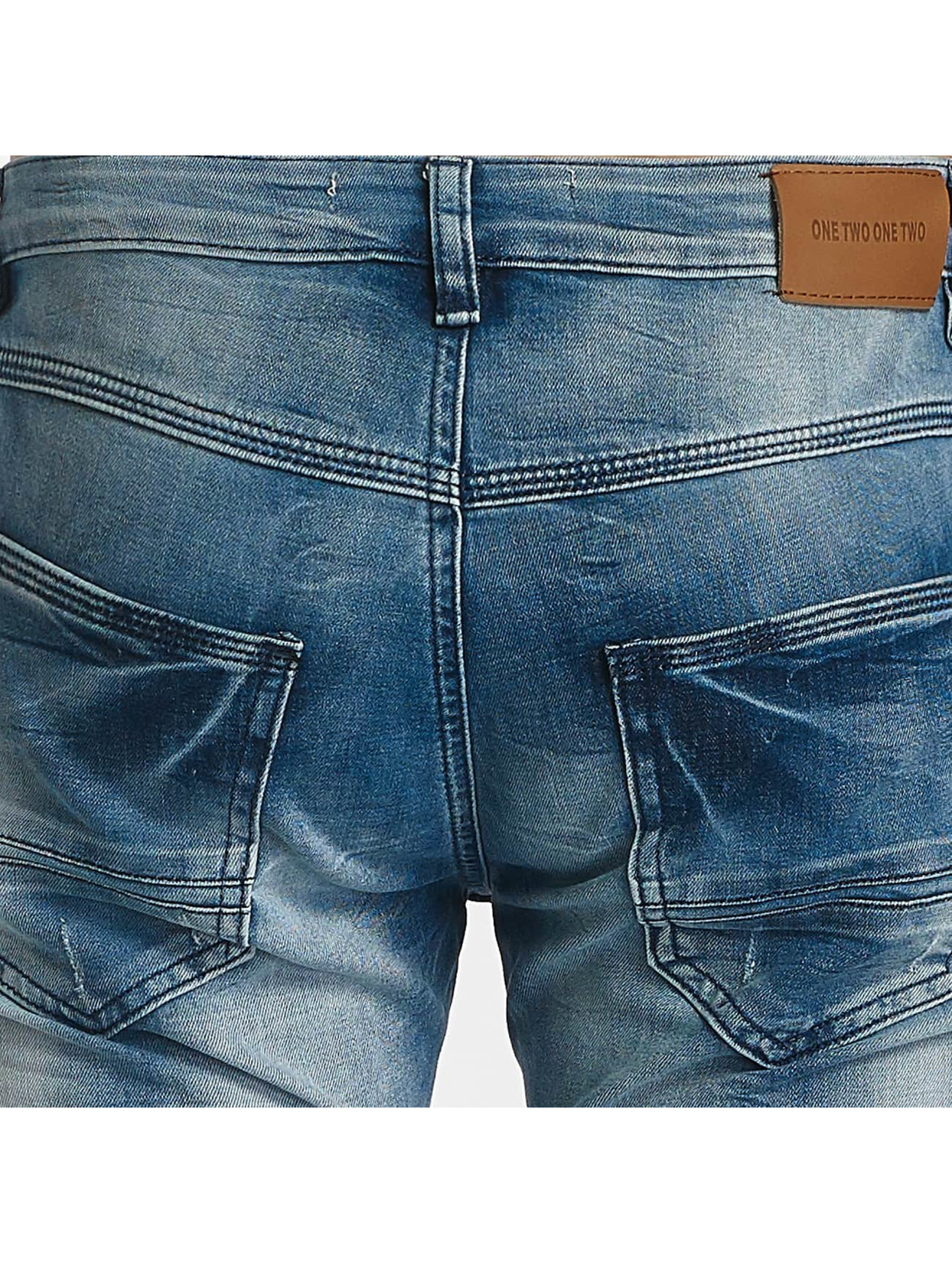 Leg Kings Slim Fit Jeans Fritz blue