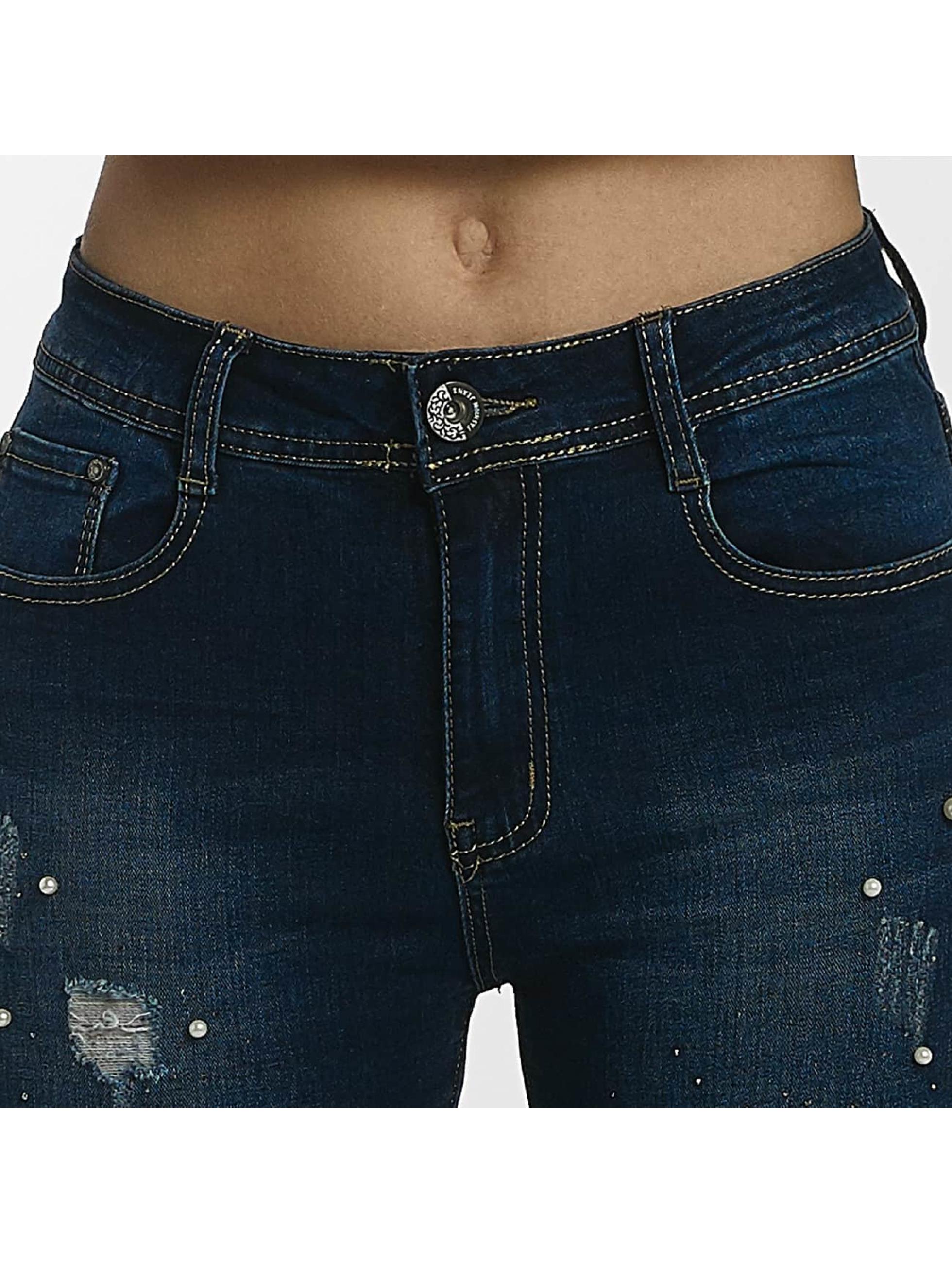 Leg Kings Tynne bukser D.cherri blå