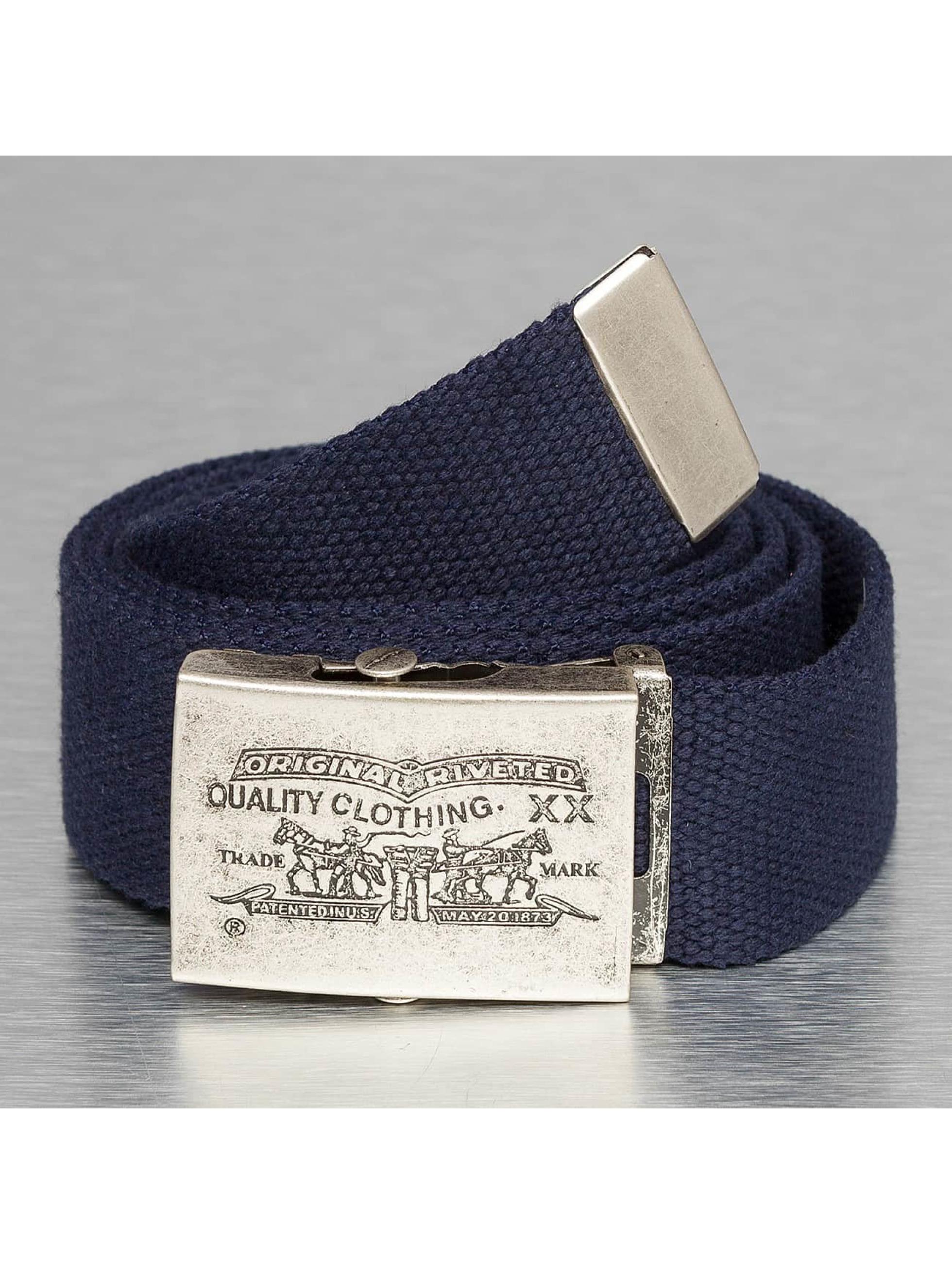 Levi's® Belt Basic blue