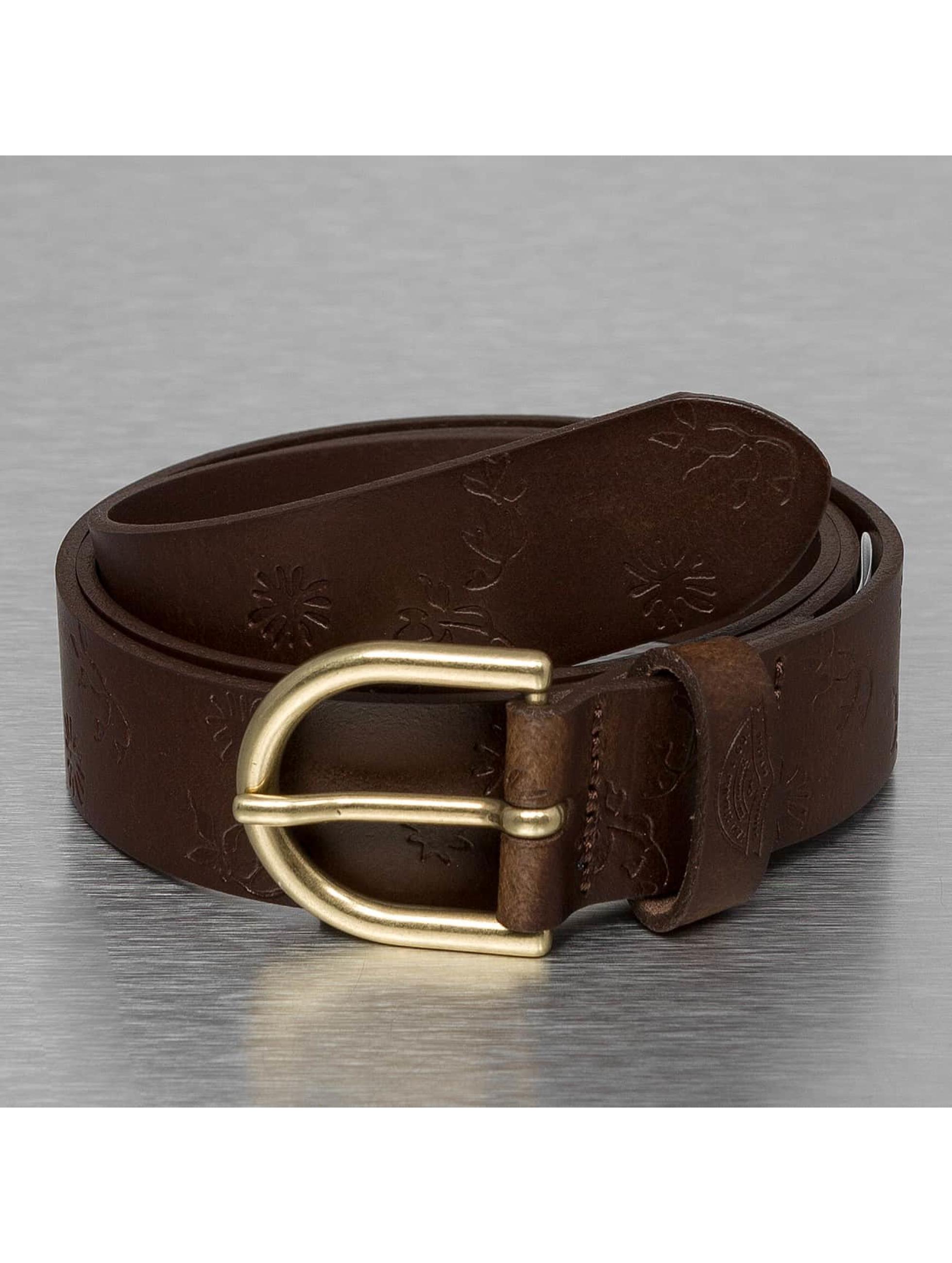 Levi's® Belt Daisy Embossed brown