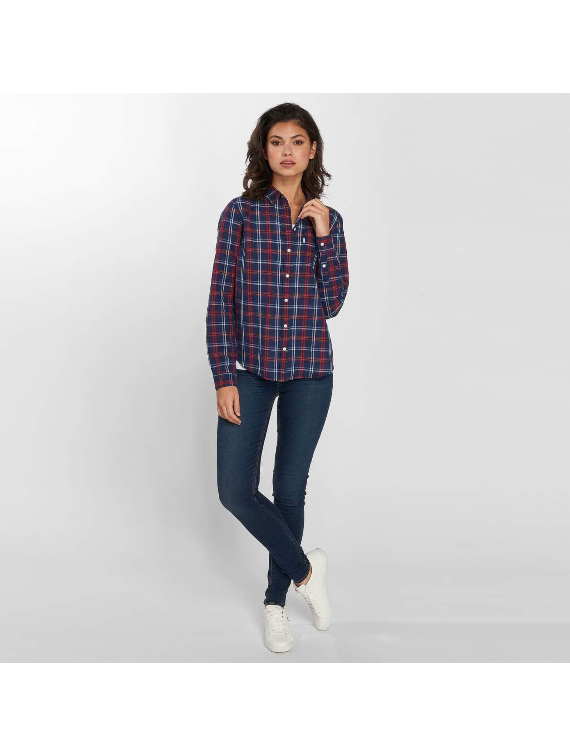 Levi's® Blouse/Tunic Modern One Pocket blue