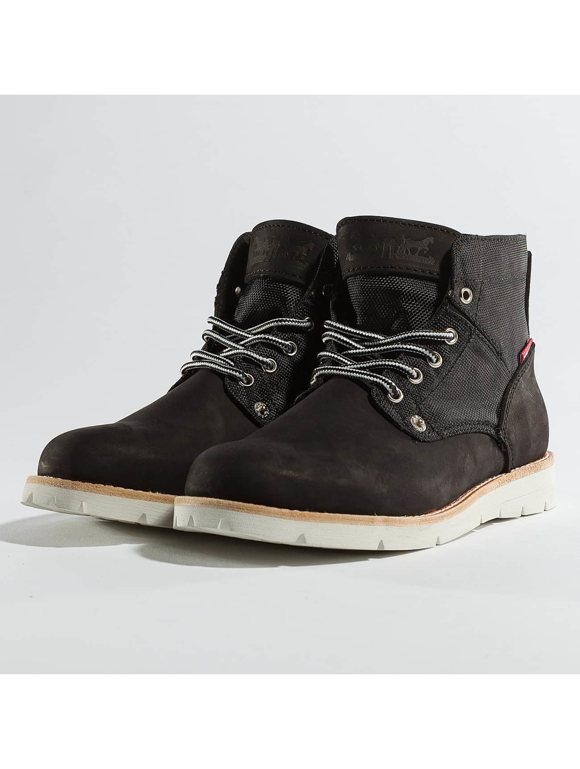 levi 39 s jax noir femme chaussures montantes 396092. Black Bedroom Furniture Sets. Home Design Ideas