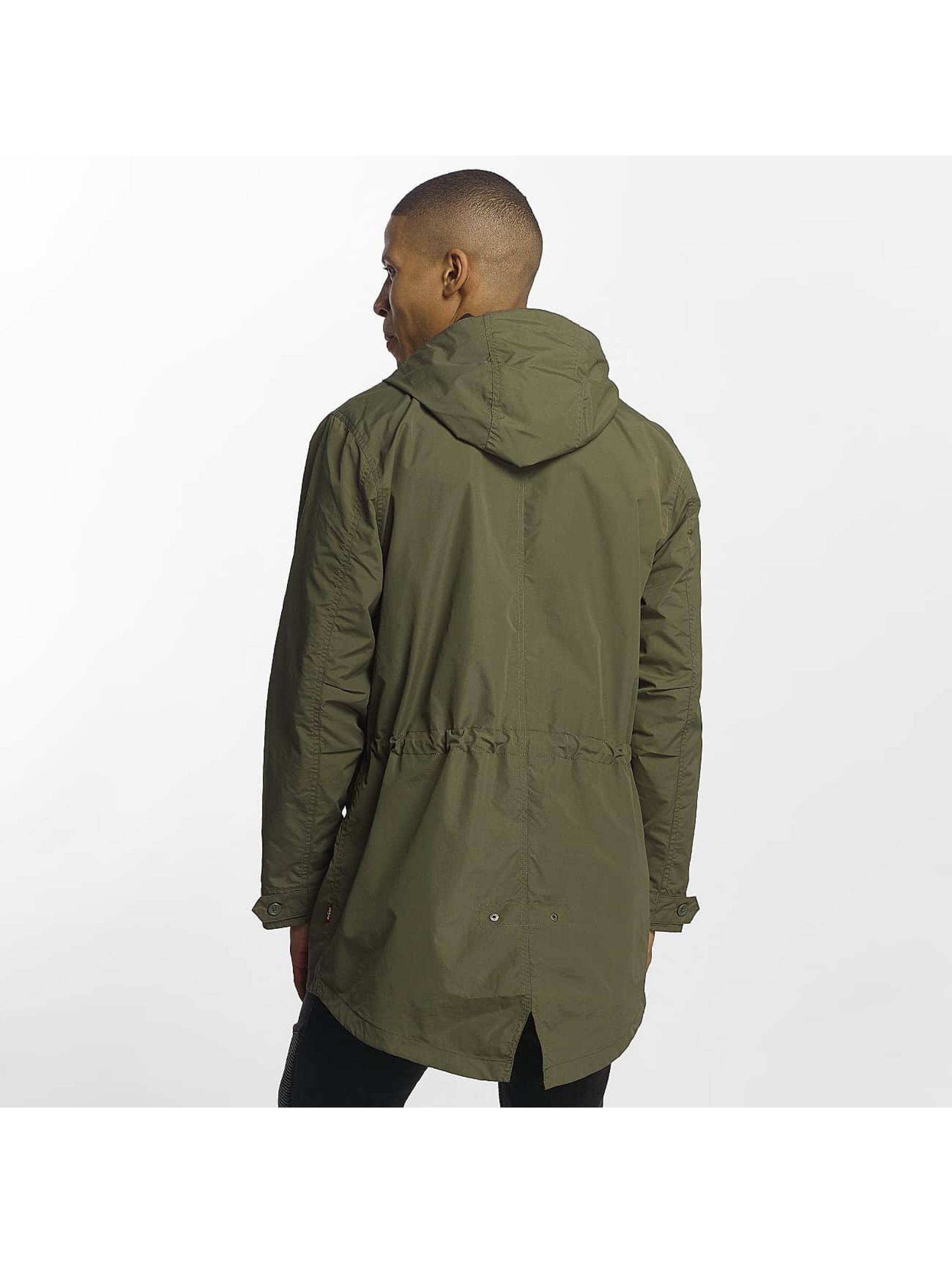 Levi's® Kabáty 3-in-1 Fishtail olivová