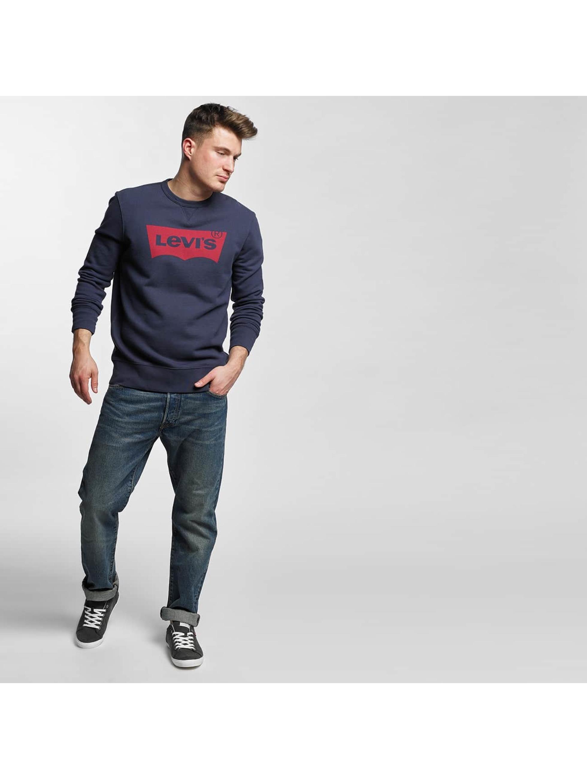 Levi's® Pullover Graphic blau