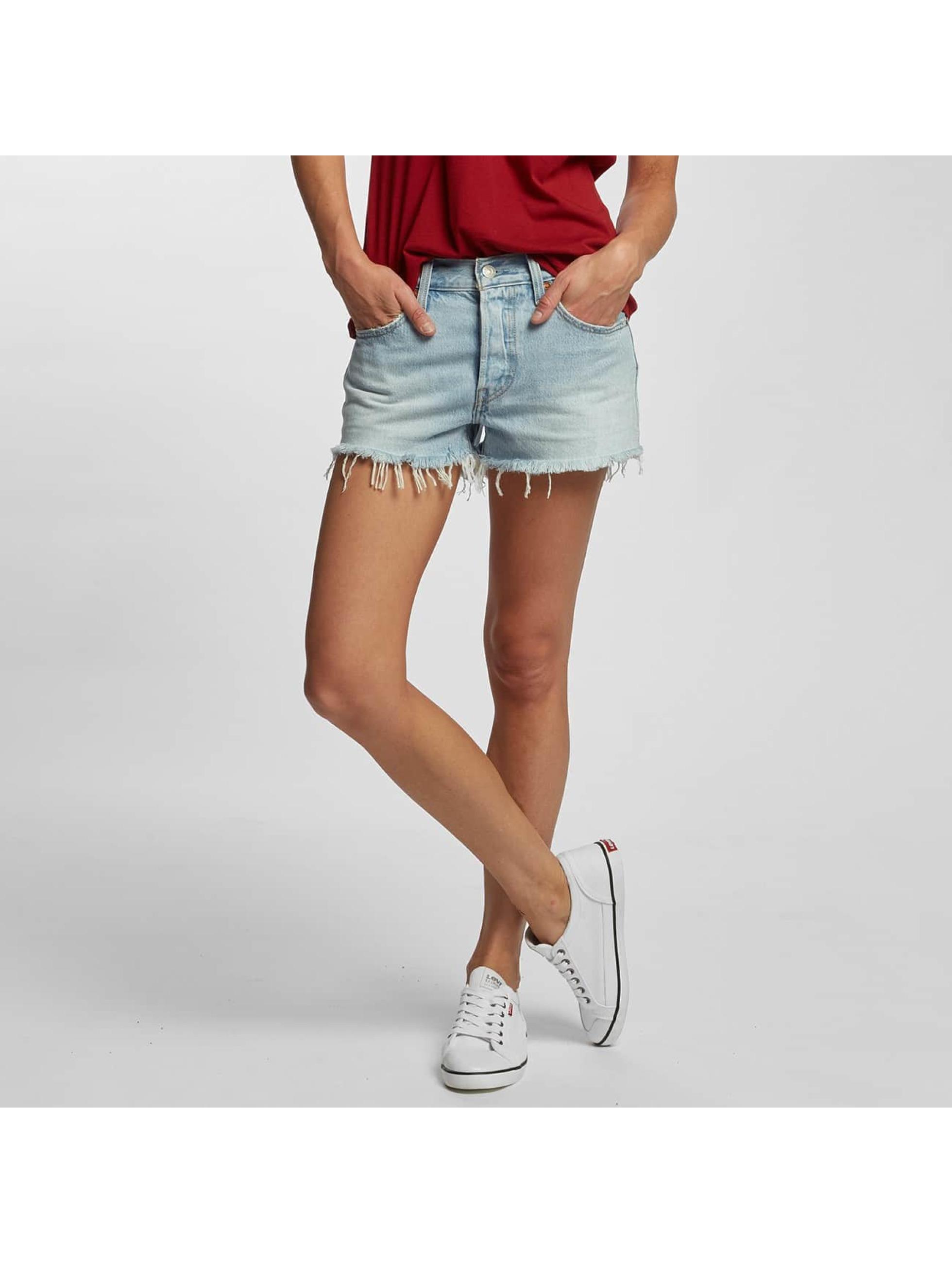 Shorts 501® in blau